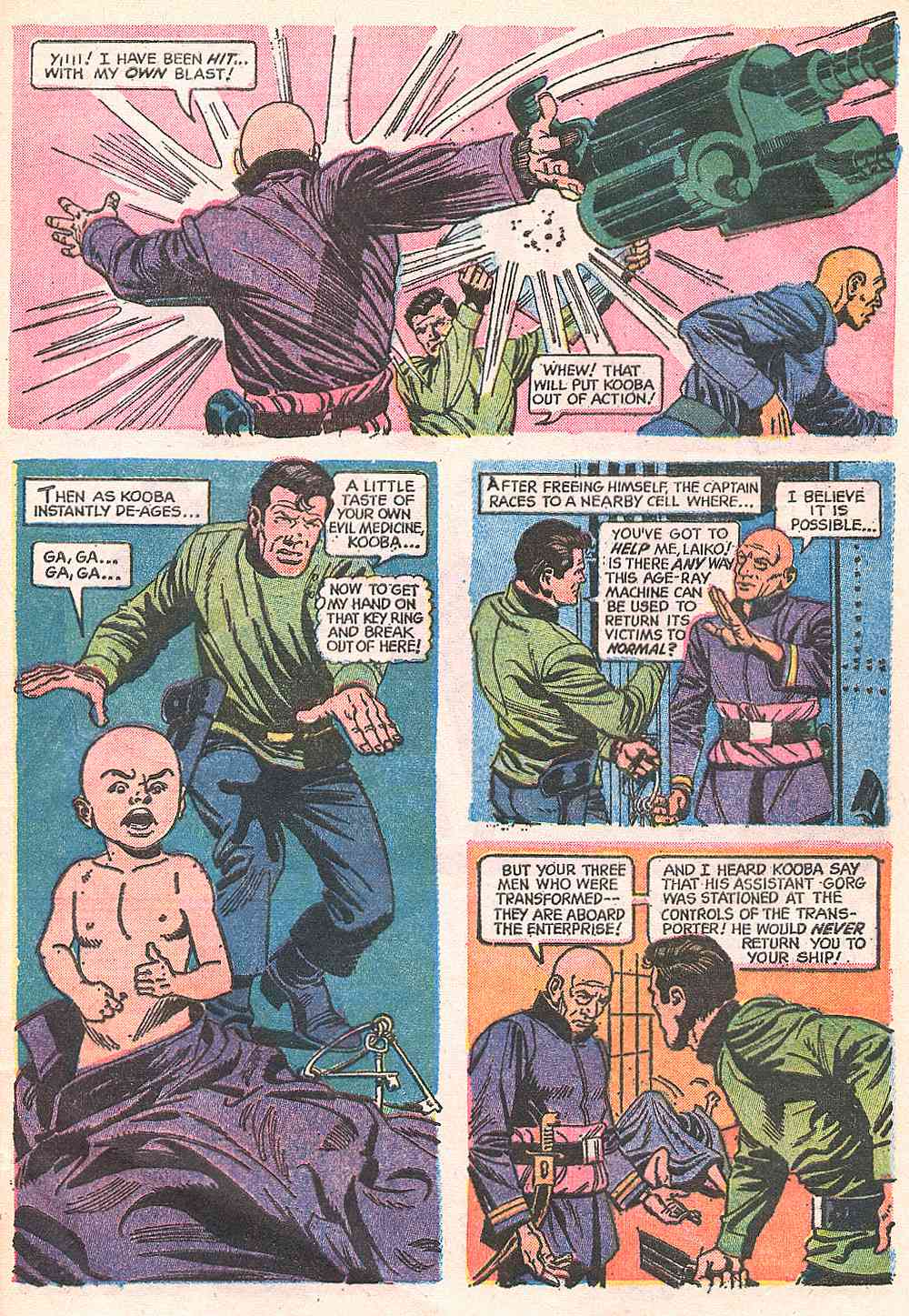 Star Trek (1967) Issue #8 #8 - English 24