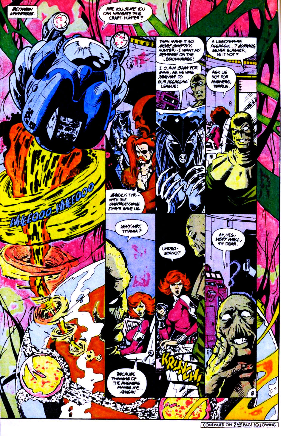 Tales of the Legion Issue #329 #16 - English 9