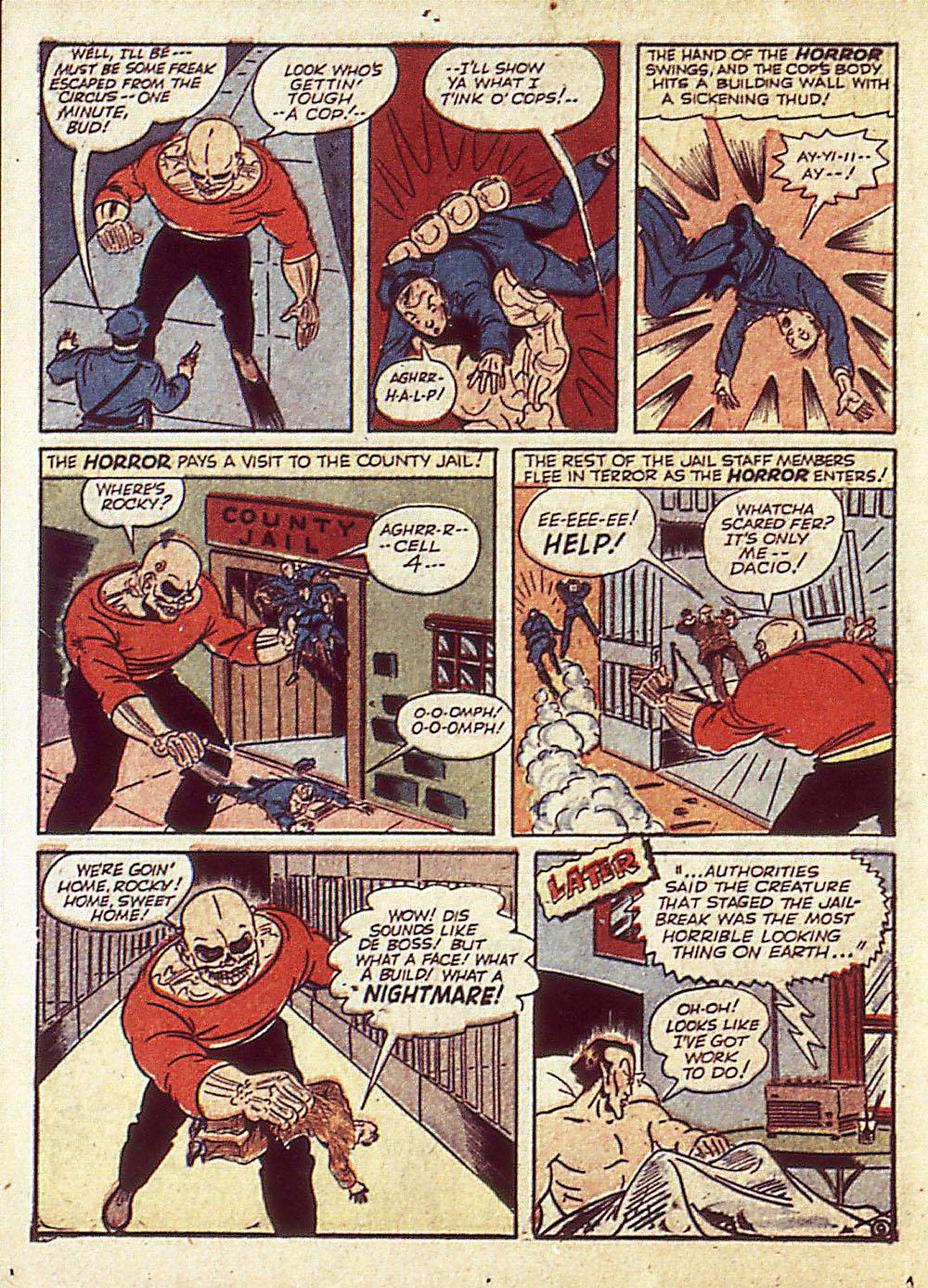 Sub-Mariner Comics Issue #4 #4 - English 33