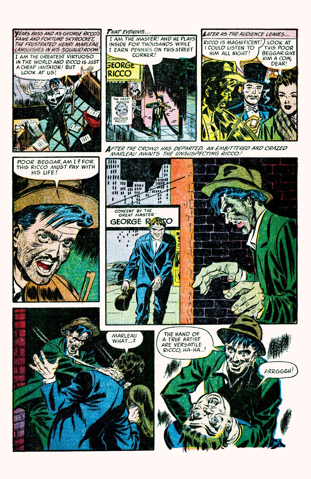 Haunted Horror Issue #20 #20 - English 17