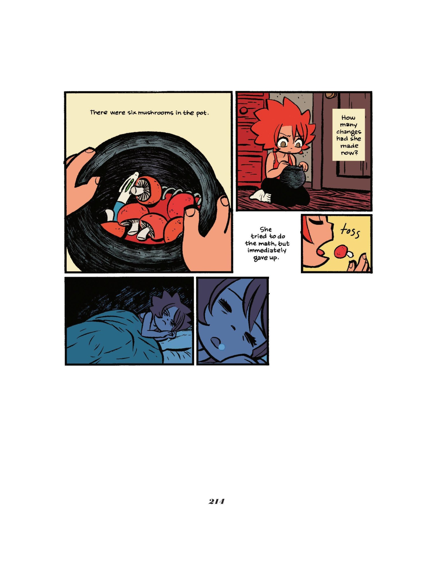Read online Seconds comic -  Issue # Full - 215