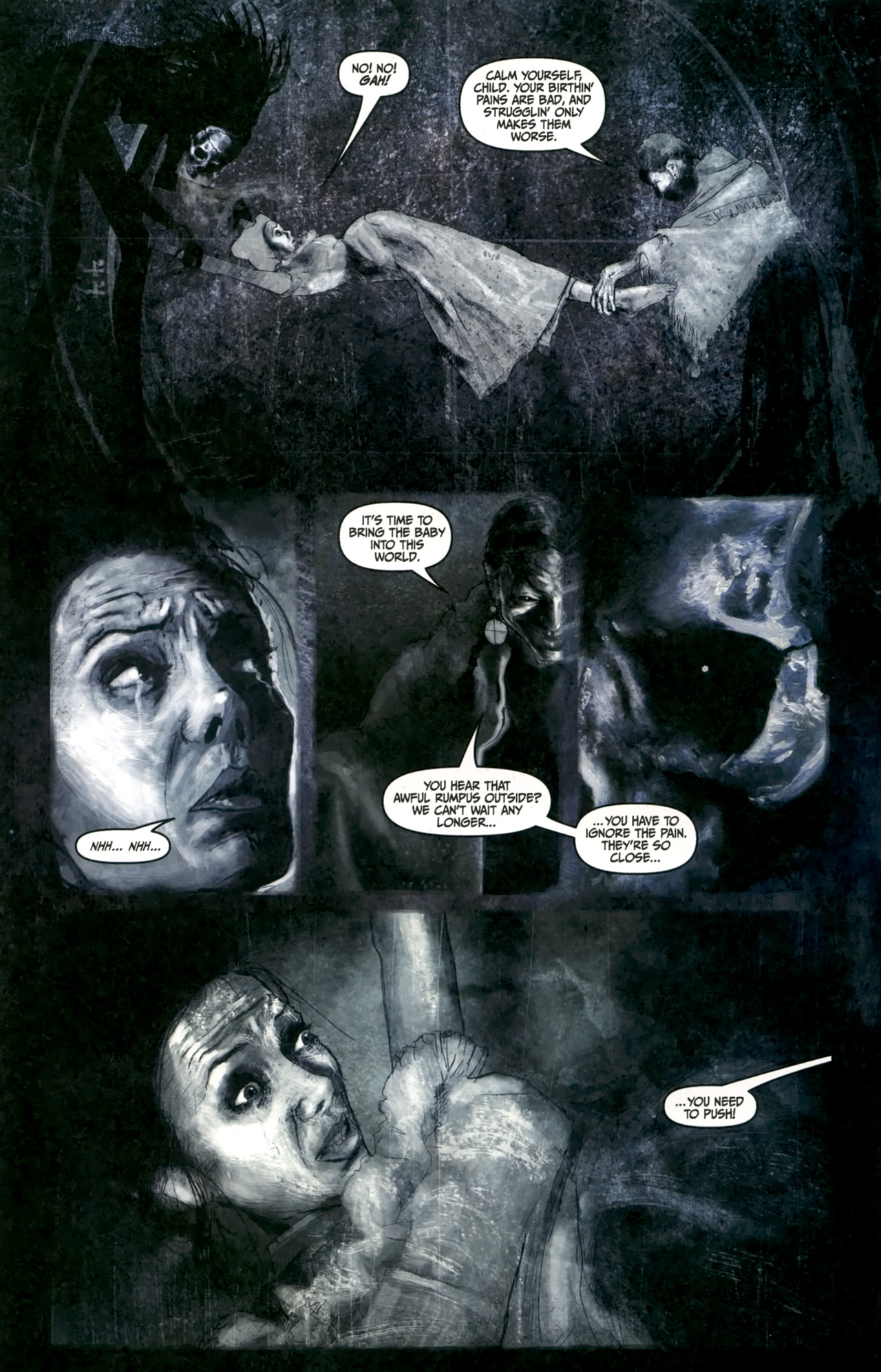Read online Silent Hill: Past Life comic -  Issue #4 - 13
