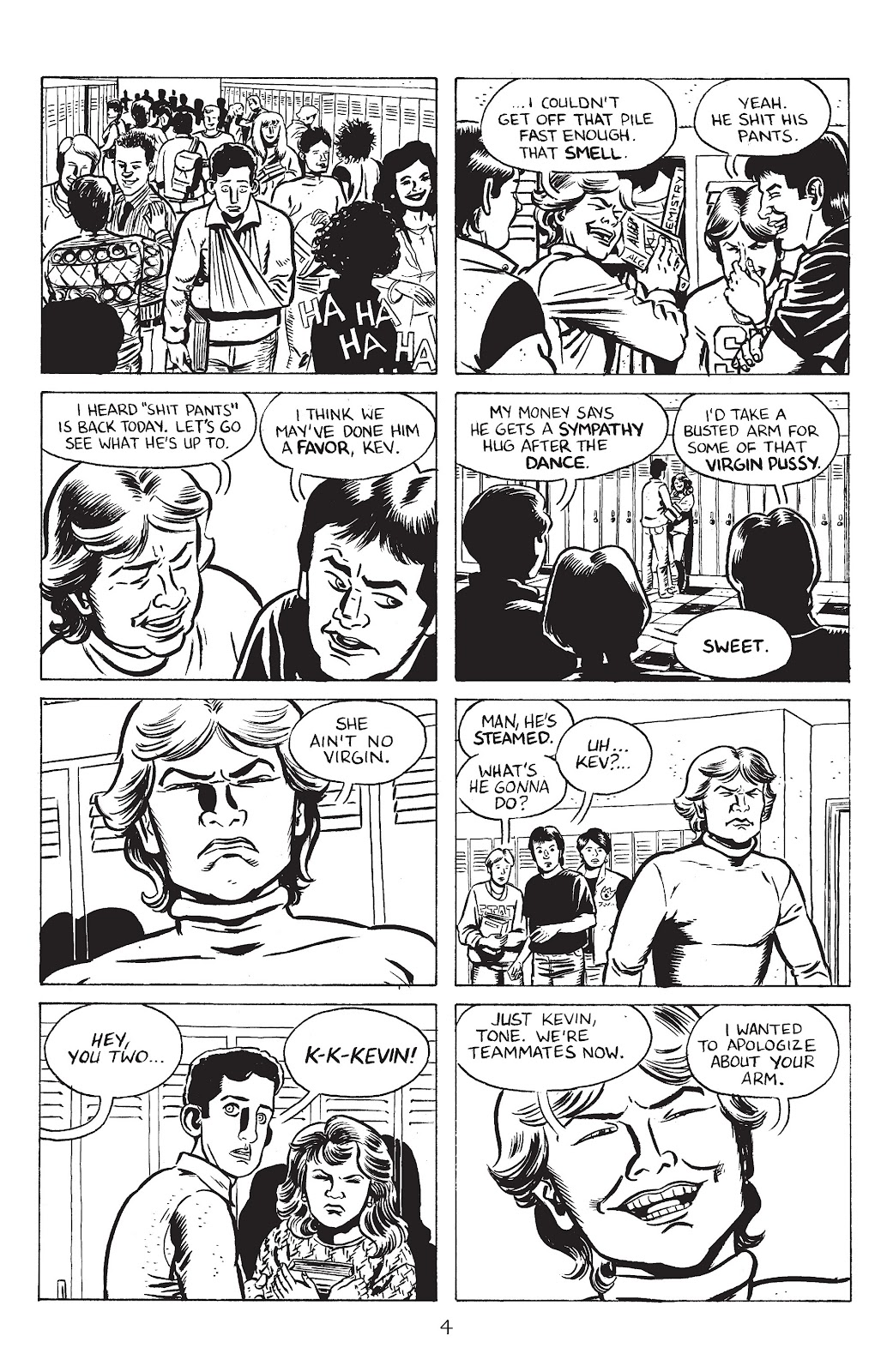 Stray Bullets Issue #35 #35 - English 6