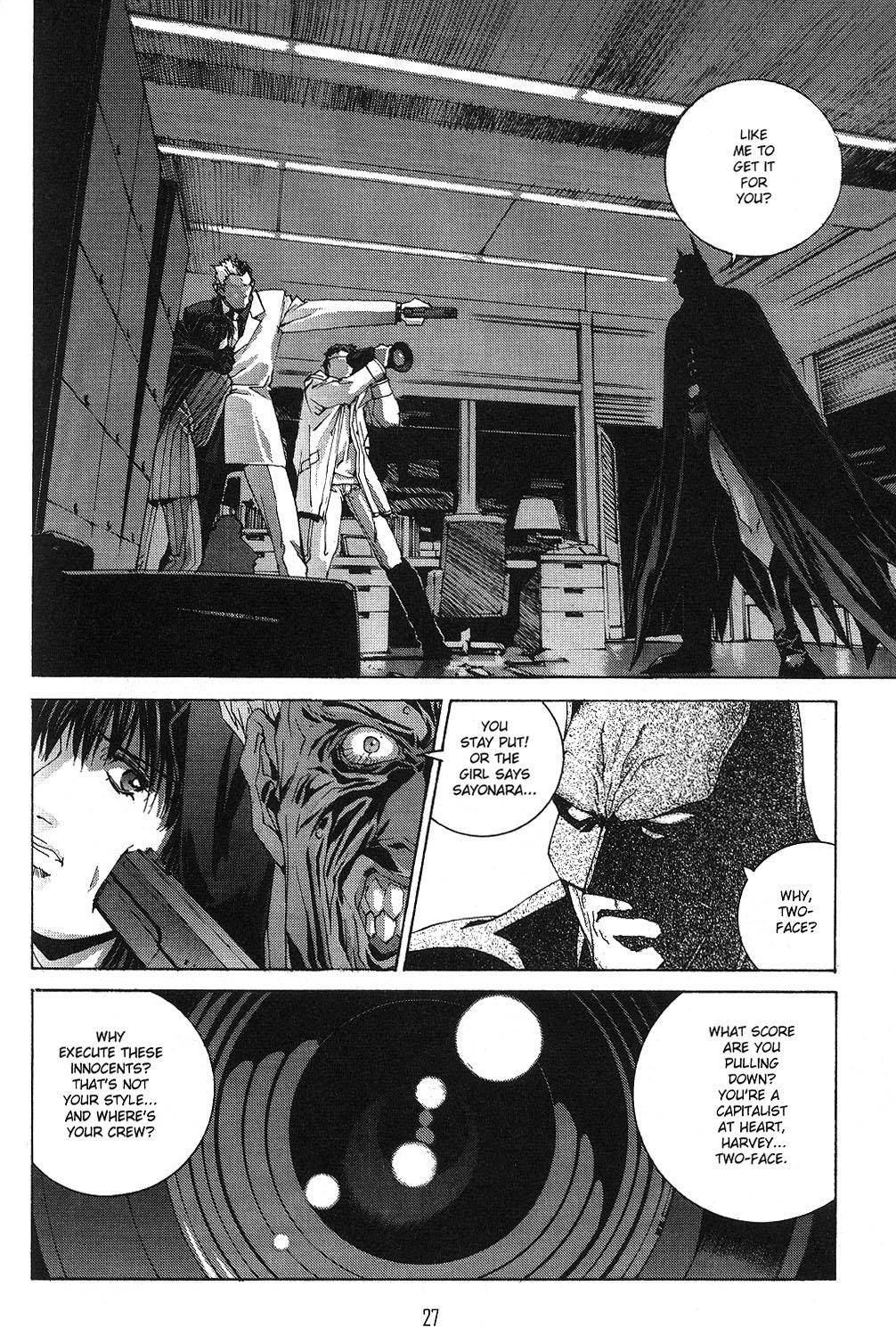 Read online Batman: Child of Dreams comic -  Issue # Full - 28