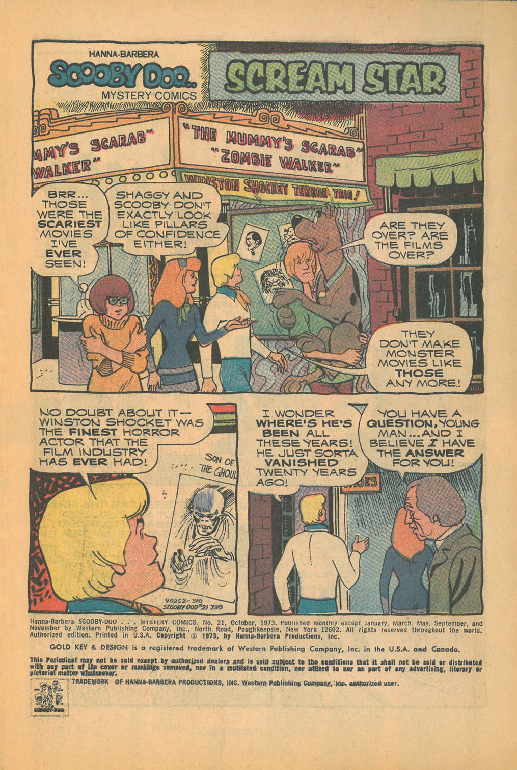 Read online Scooby-Doo... Mystery Comics comic -  Issue #21 - 3