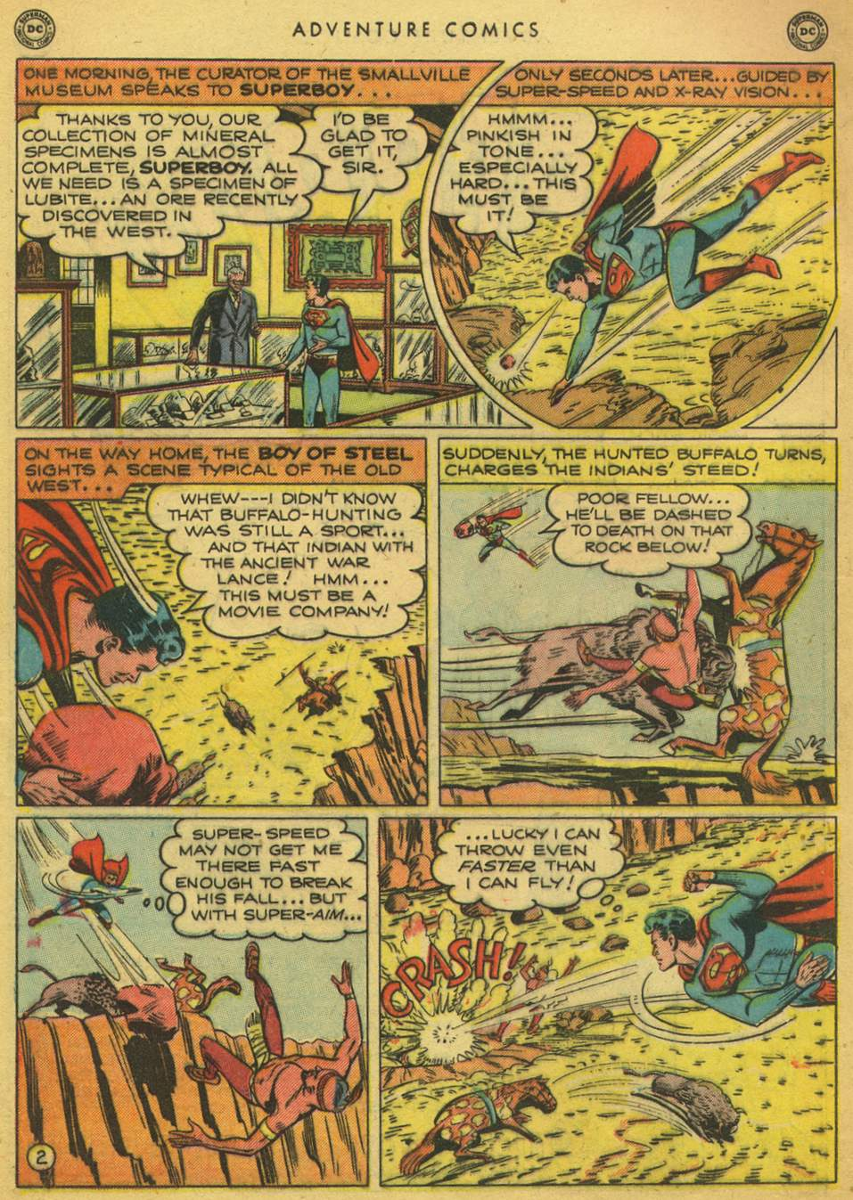 Read online Adventure Comics (1938) comic -  Issue #164 - 4