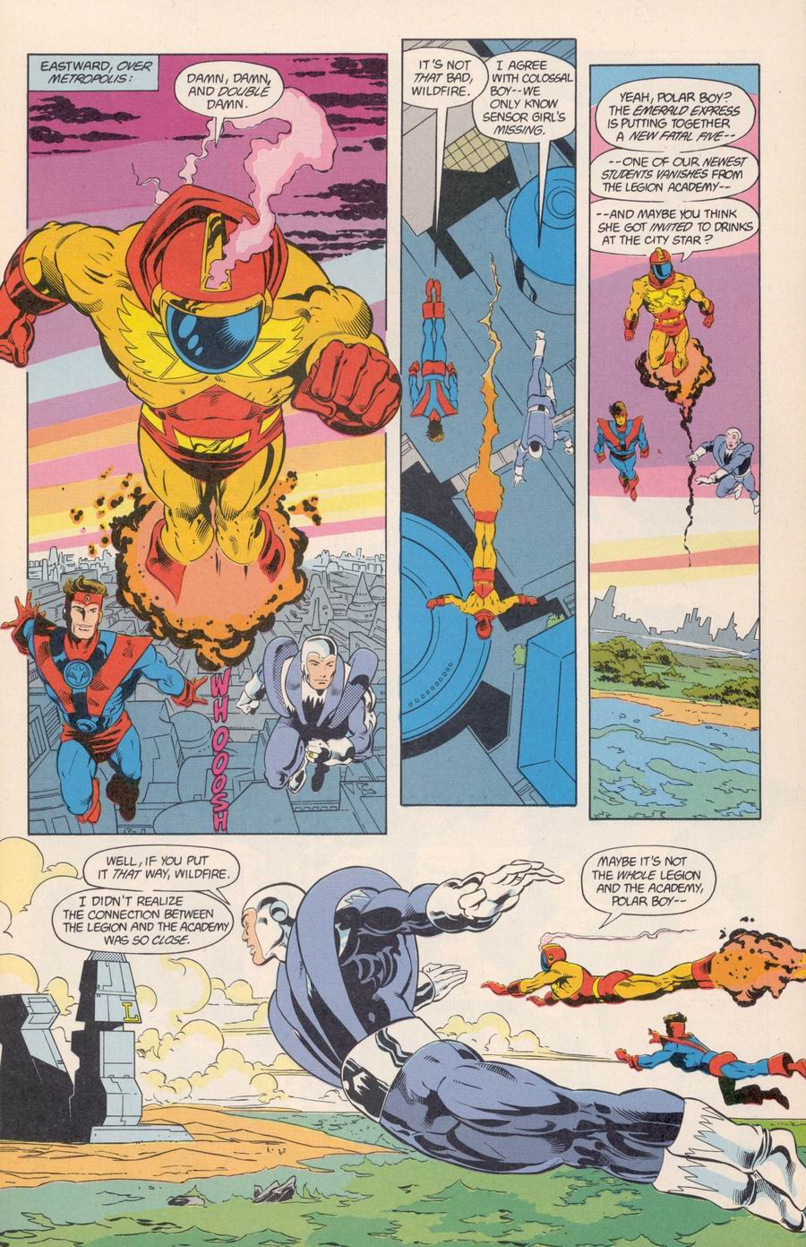 Tales of the Legion Issue #349 #36 - English 4