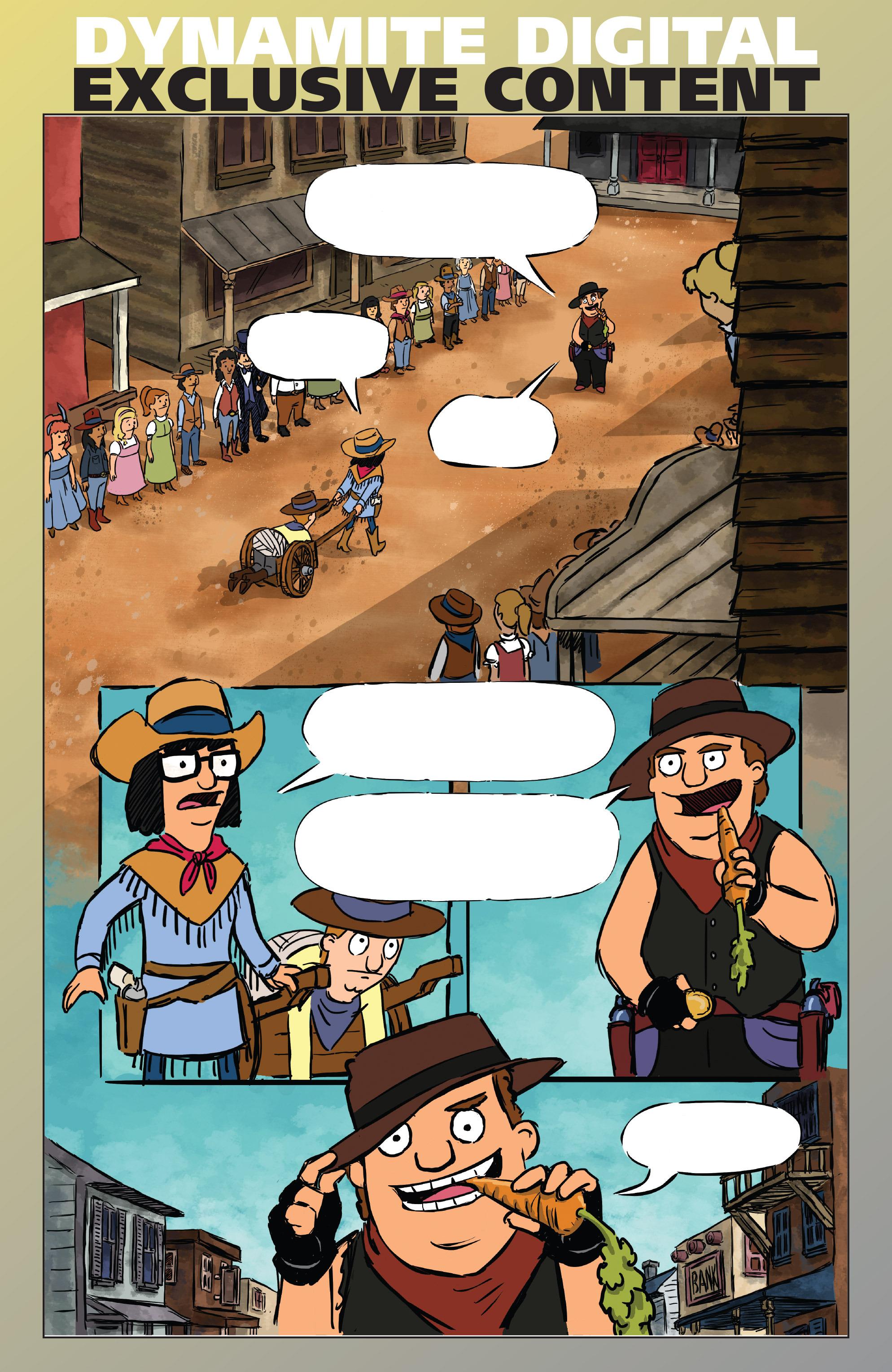 Read online Bob's Burgers (2014) comic -  Issue #3 - 30