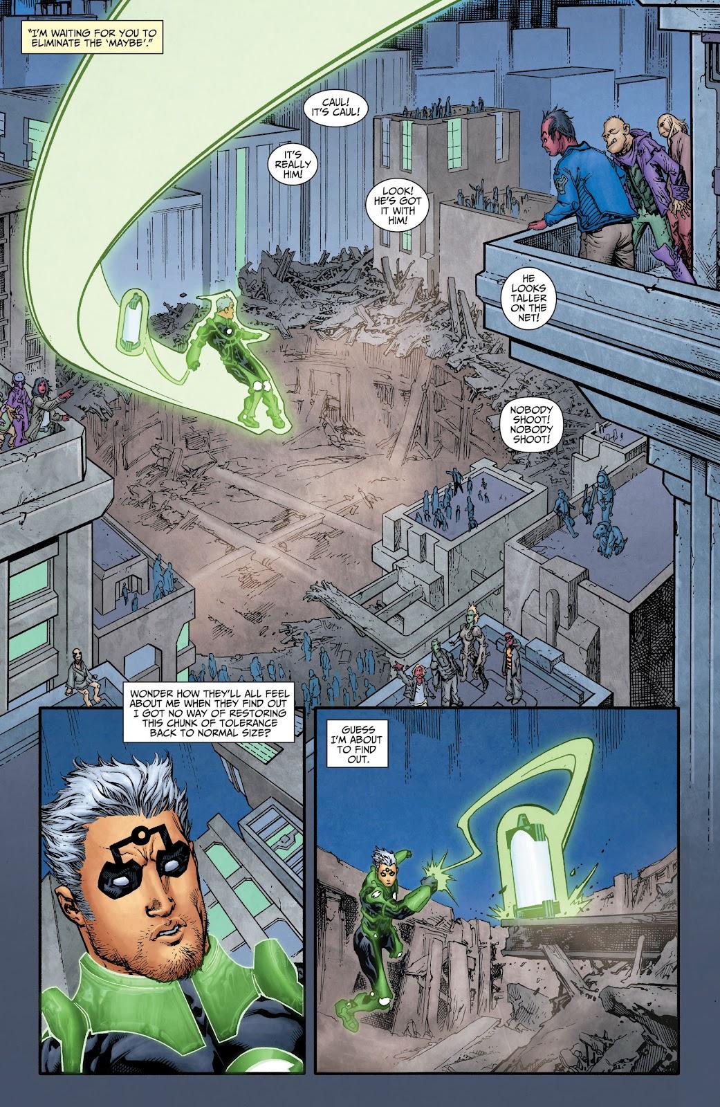 Threshold (2013) Issue #7 #7 - English 14