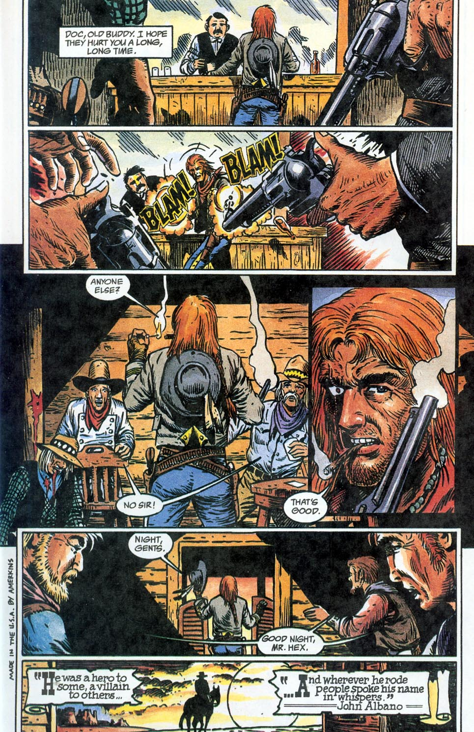 Jonah Hex: Two-Gun Mojo Issue #5 #5 - English 32