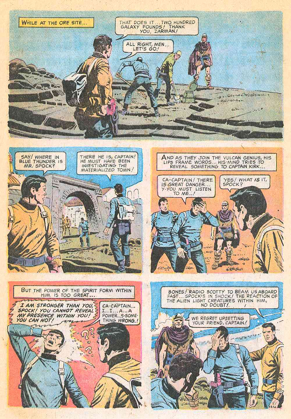 Star Trek (1967) Issue #35 #35 - English 22