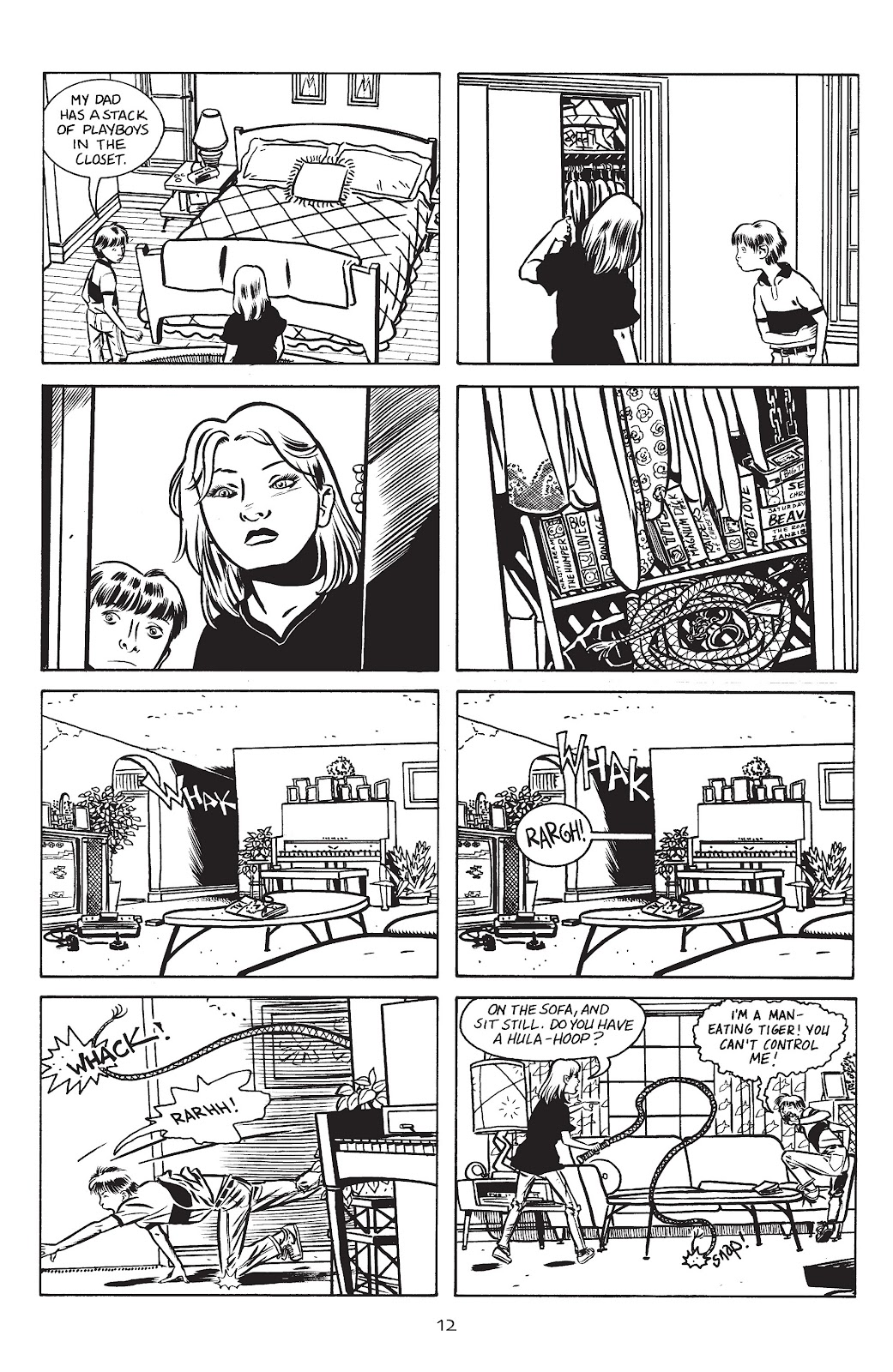Stray Bullets Issue #15 #15 - English 14