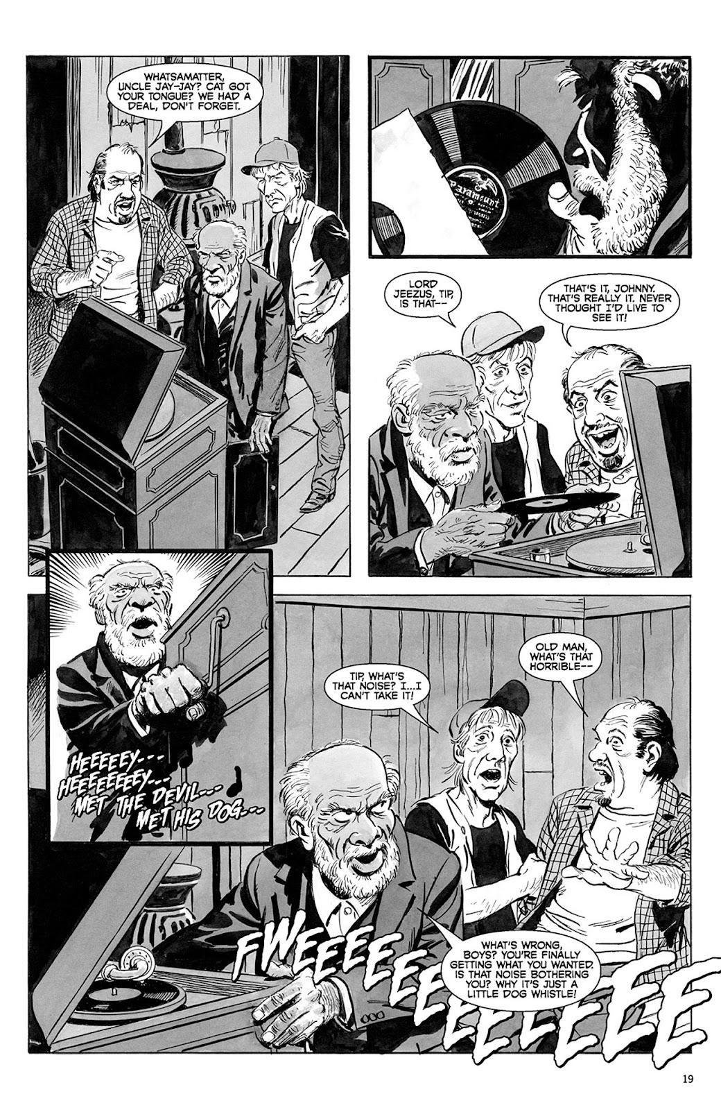 Creepy (2009) Issue #1 #1 - English 21