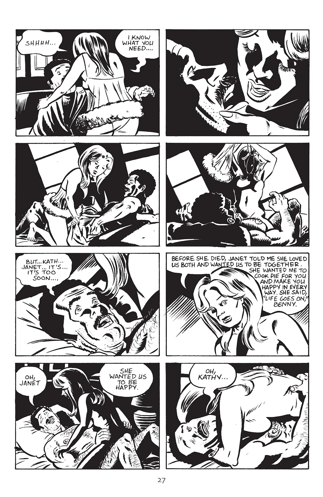 Stray Bullets Issue #21 #21 - English 29
