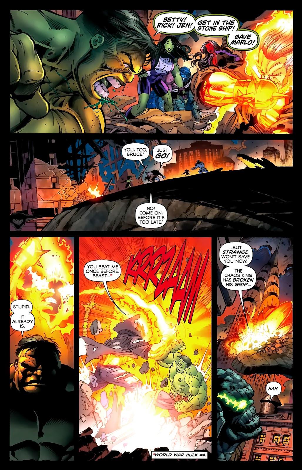 Incredible Hulks (2010) Issue #619 #9 - English 7