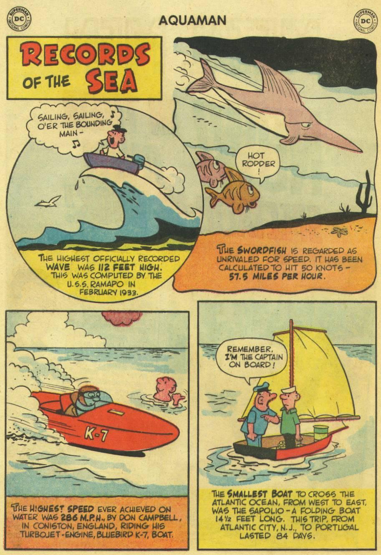 Aquaman (1962) Issue #9 #9 - English 12