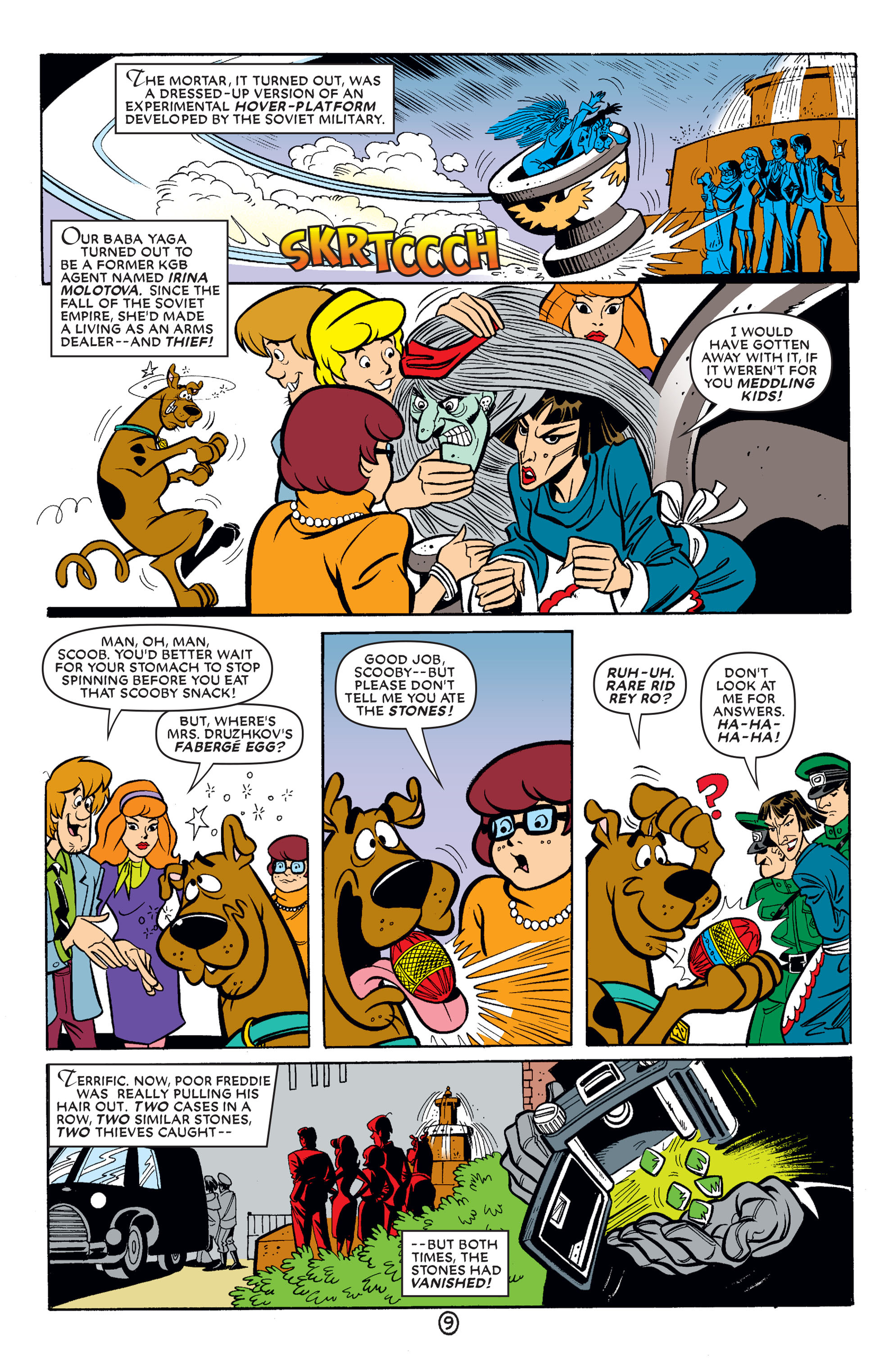 Read online Scooby-Doo (1997) comic -  Issue #60 - 21