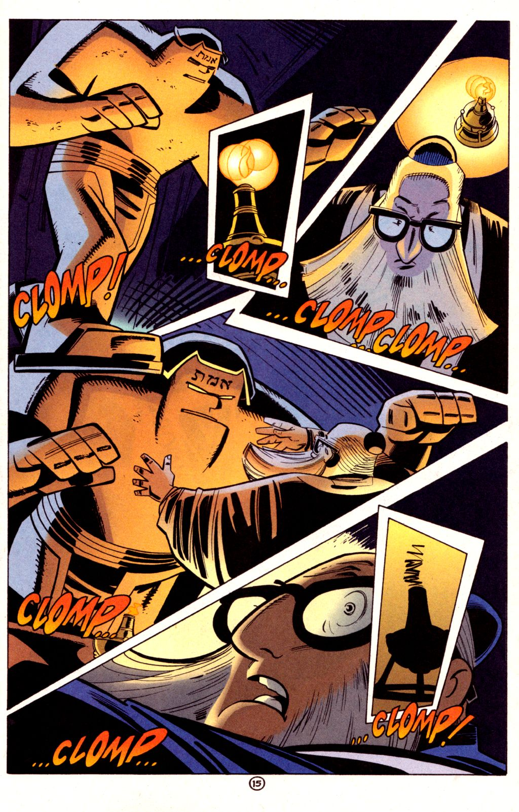 Read online Scooby-Doo (1997) comic -  Issue #3 - 13