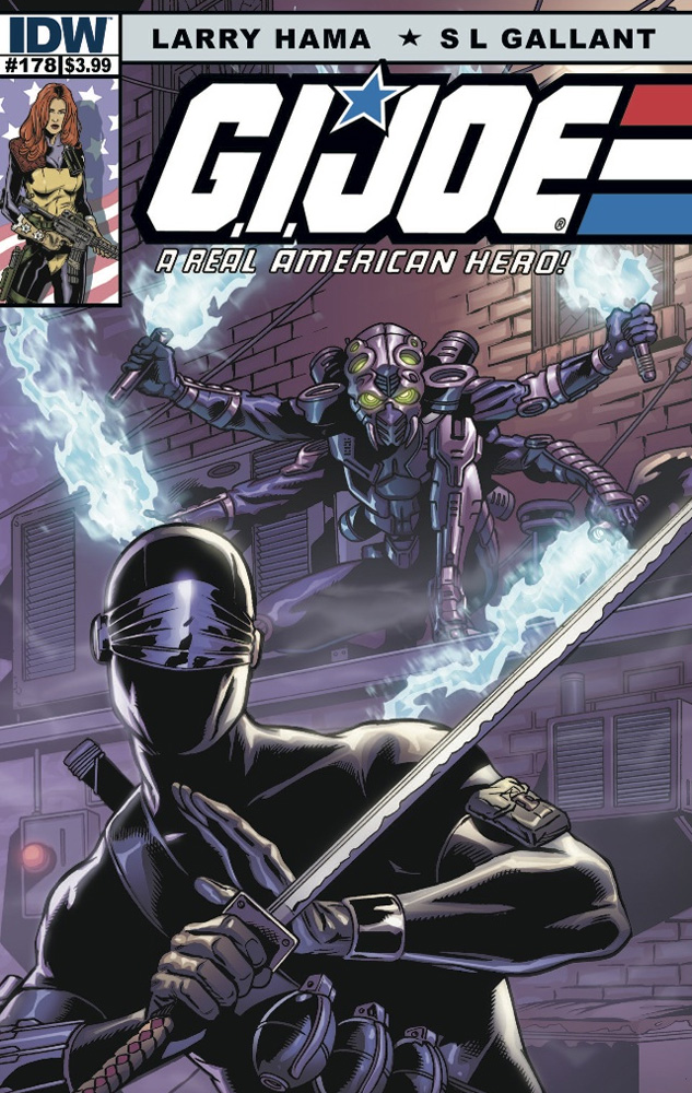 G.I. Joe: A Real American Hero 178 Page 1