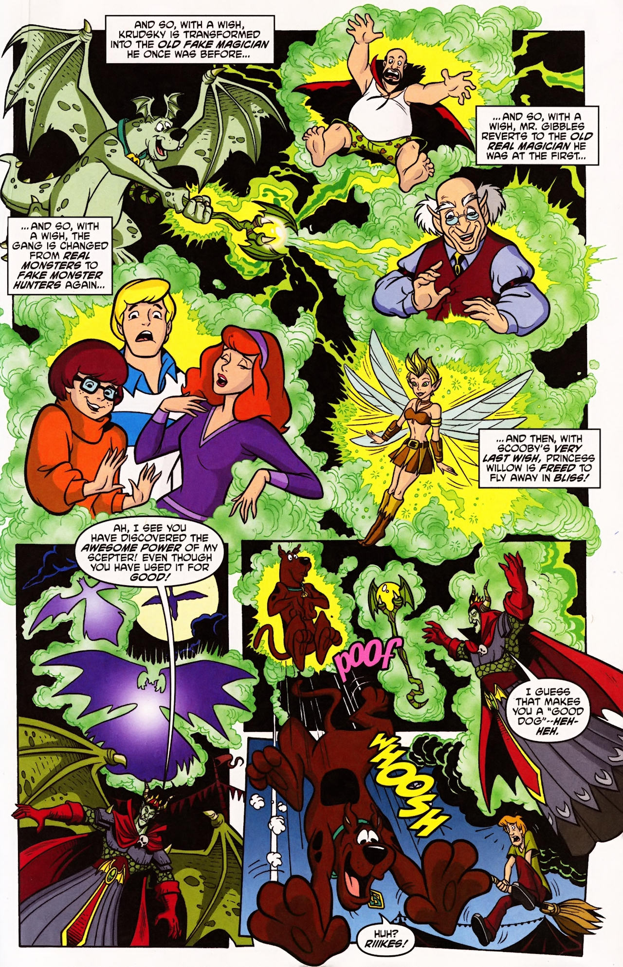Read online Scooby-Doo (1997) comic -  Issue #141 - 18