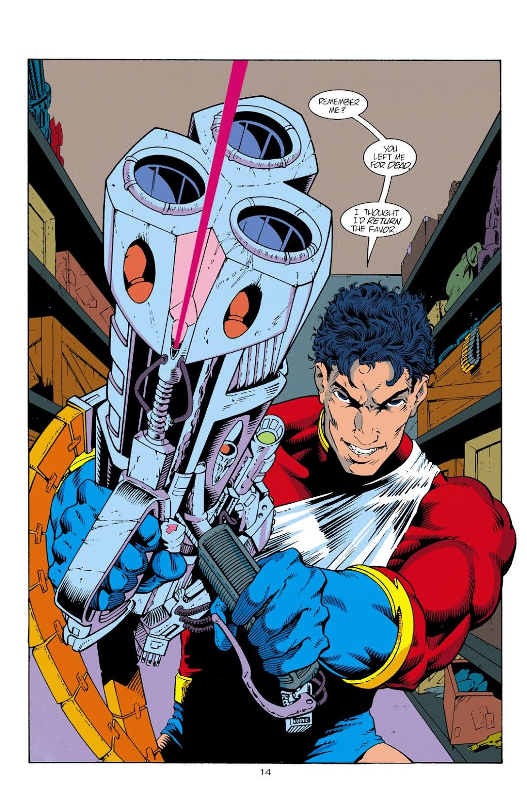 Aquaman (1994) Issue #2 #8 - English 15