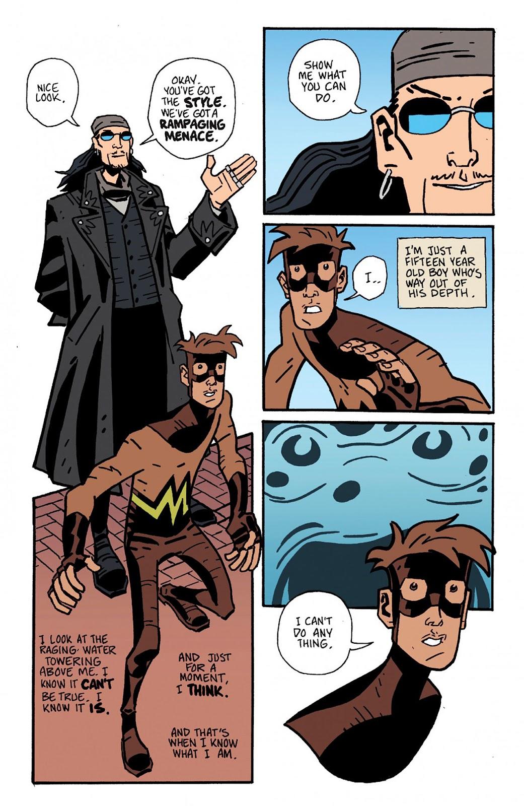 Mudman Issue #4 #4 - English 21
