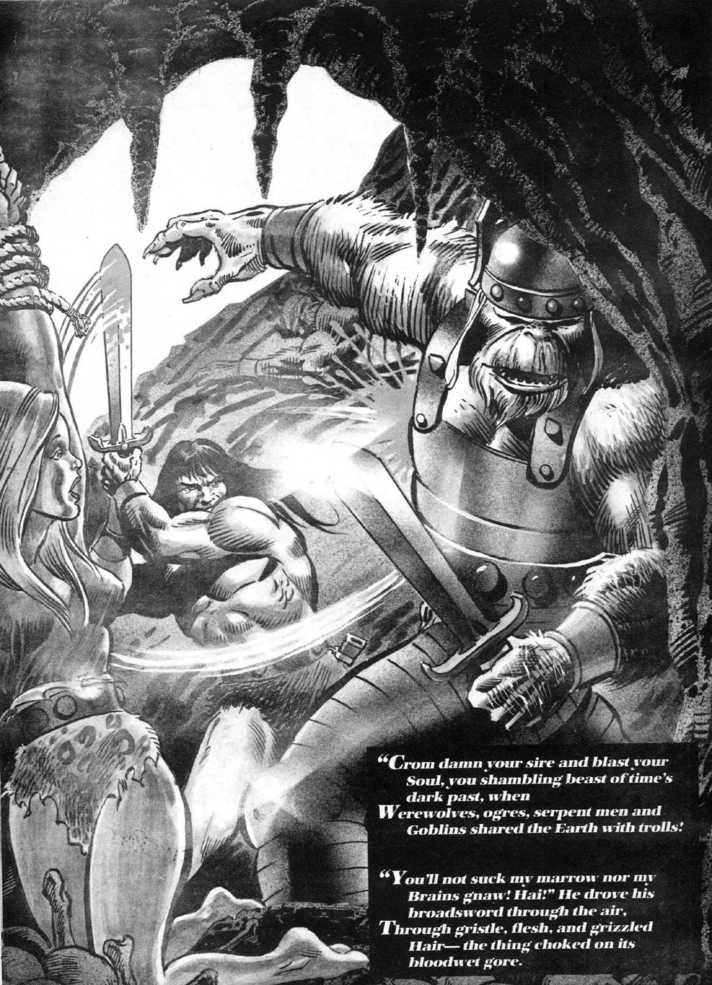 The Savage Sword Of Conan Issue #95 #96 - English 62