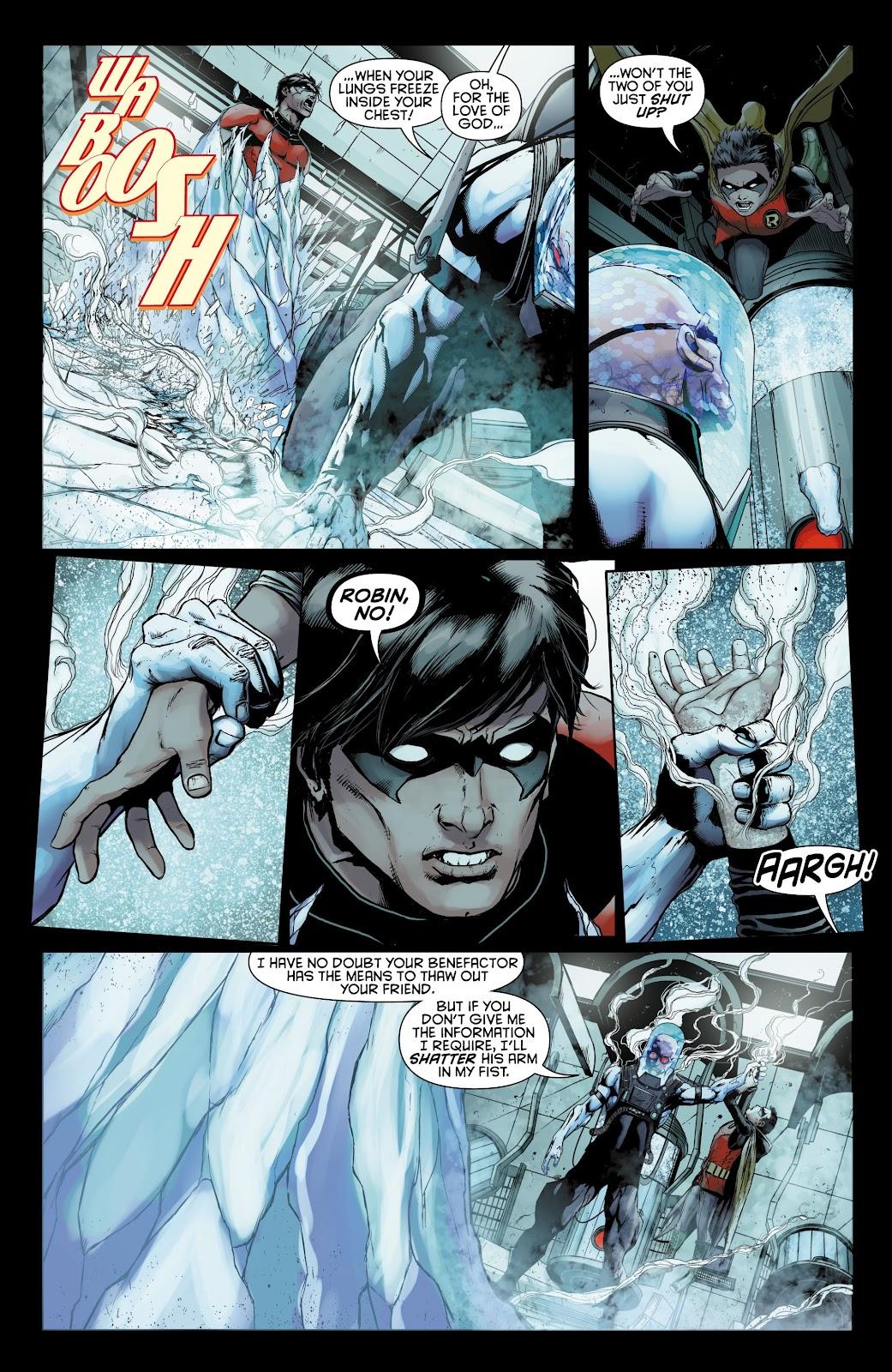 Batman (2011) Annual 1 #11 - English 23