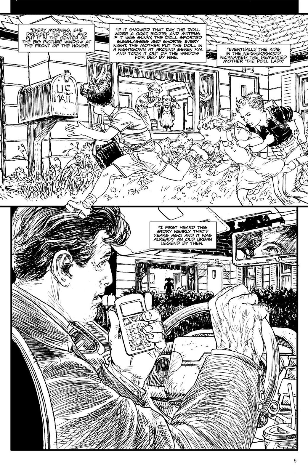 Creepy (2009) Issue #4 #4 - English 7