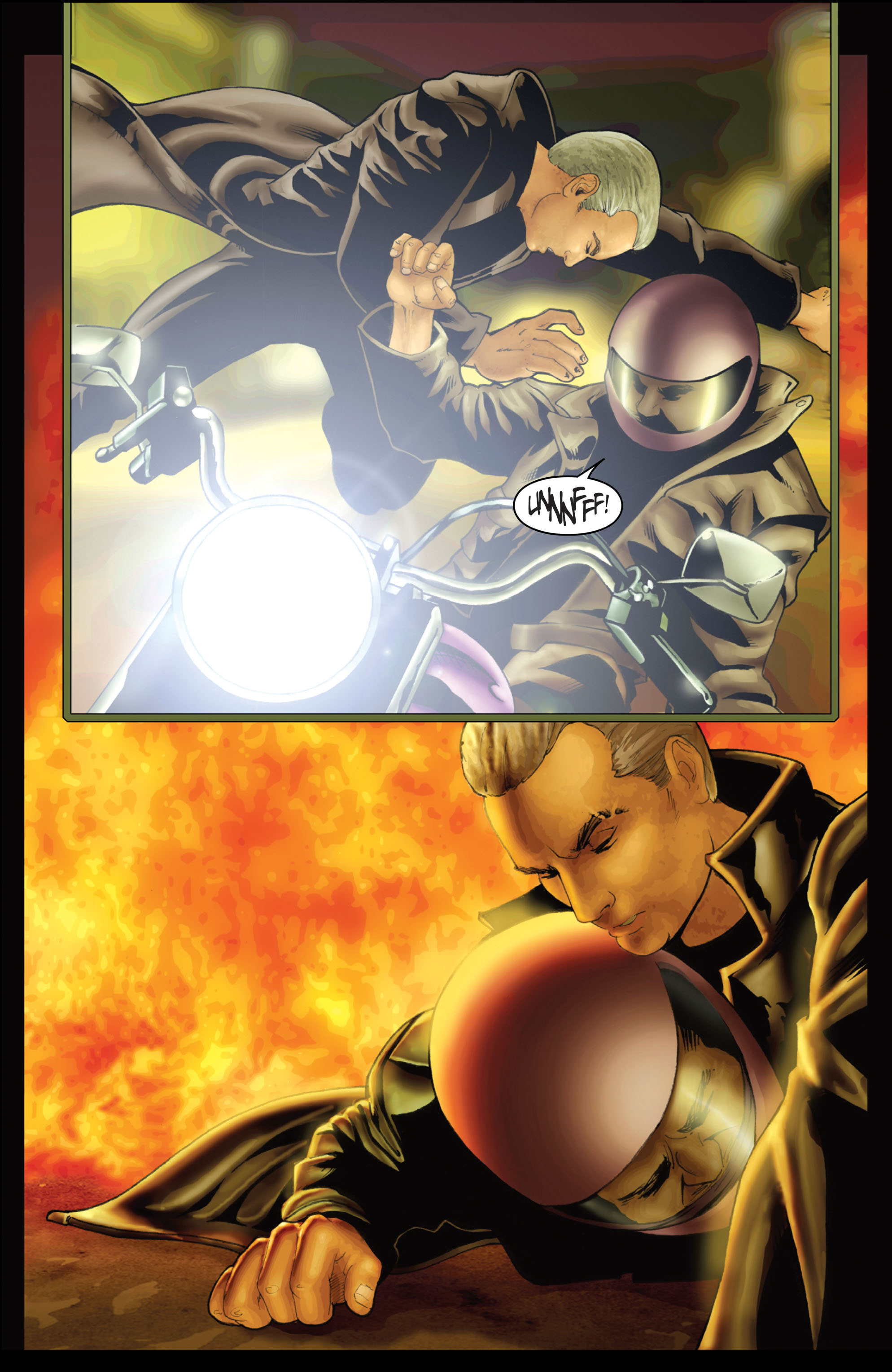 Read online Spike (2006) comic -  Issue # Full - 22
