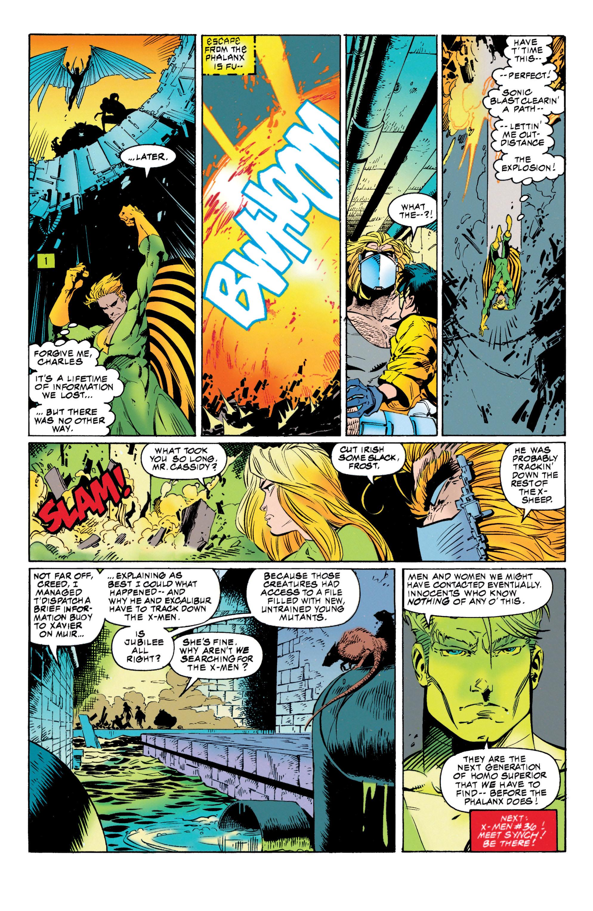 Uncanny X-Men (1963) 316 Page 24