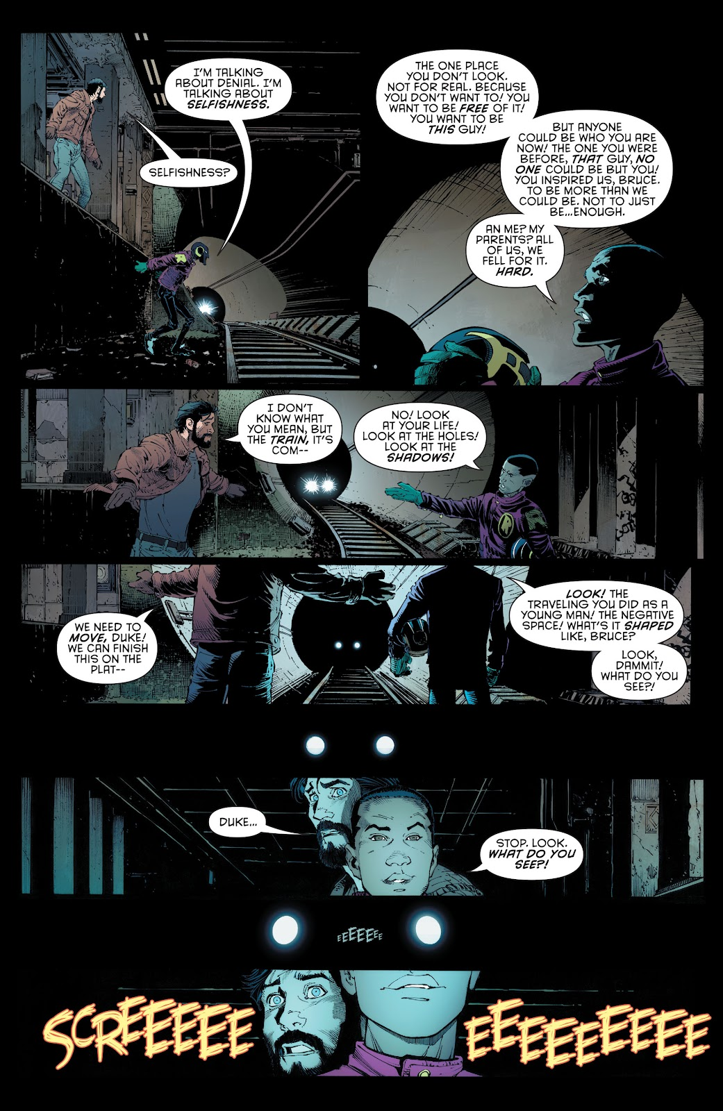 Batman (2011) Issue #47 #66 - English 21