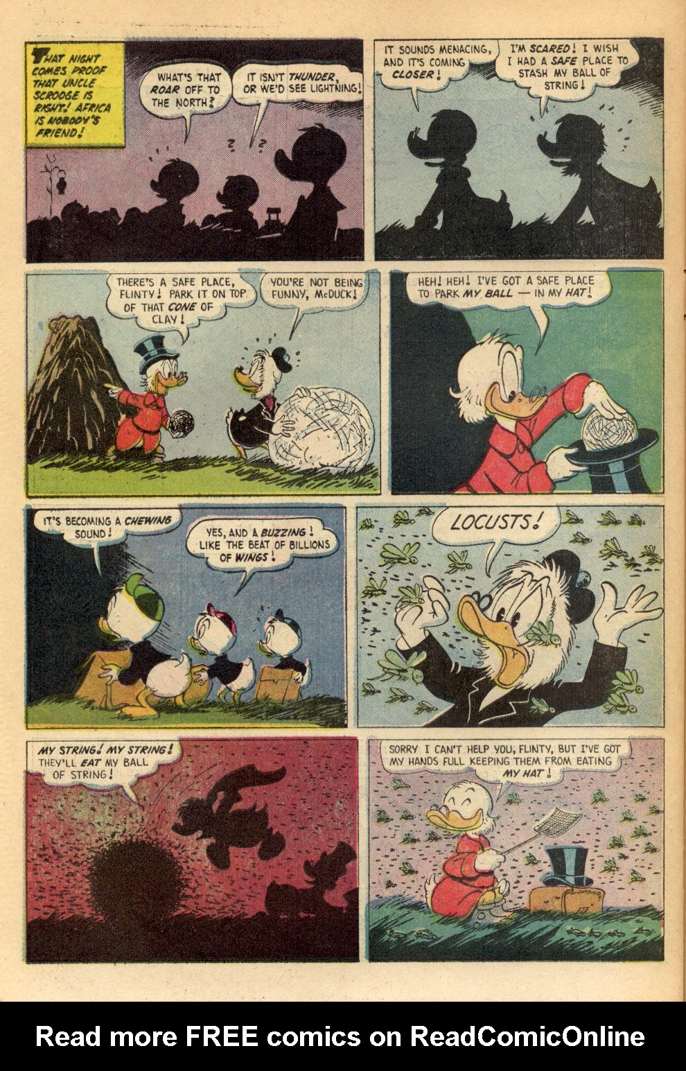 Uncle Scrooge (1953) Issue #89 #89 - English 22