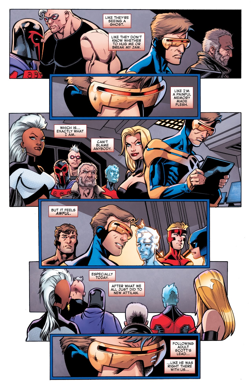All-New X-Men (2016) Issue #18 #20 - English 12