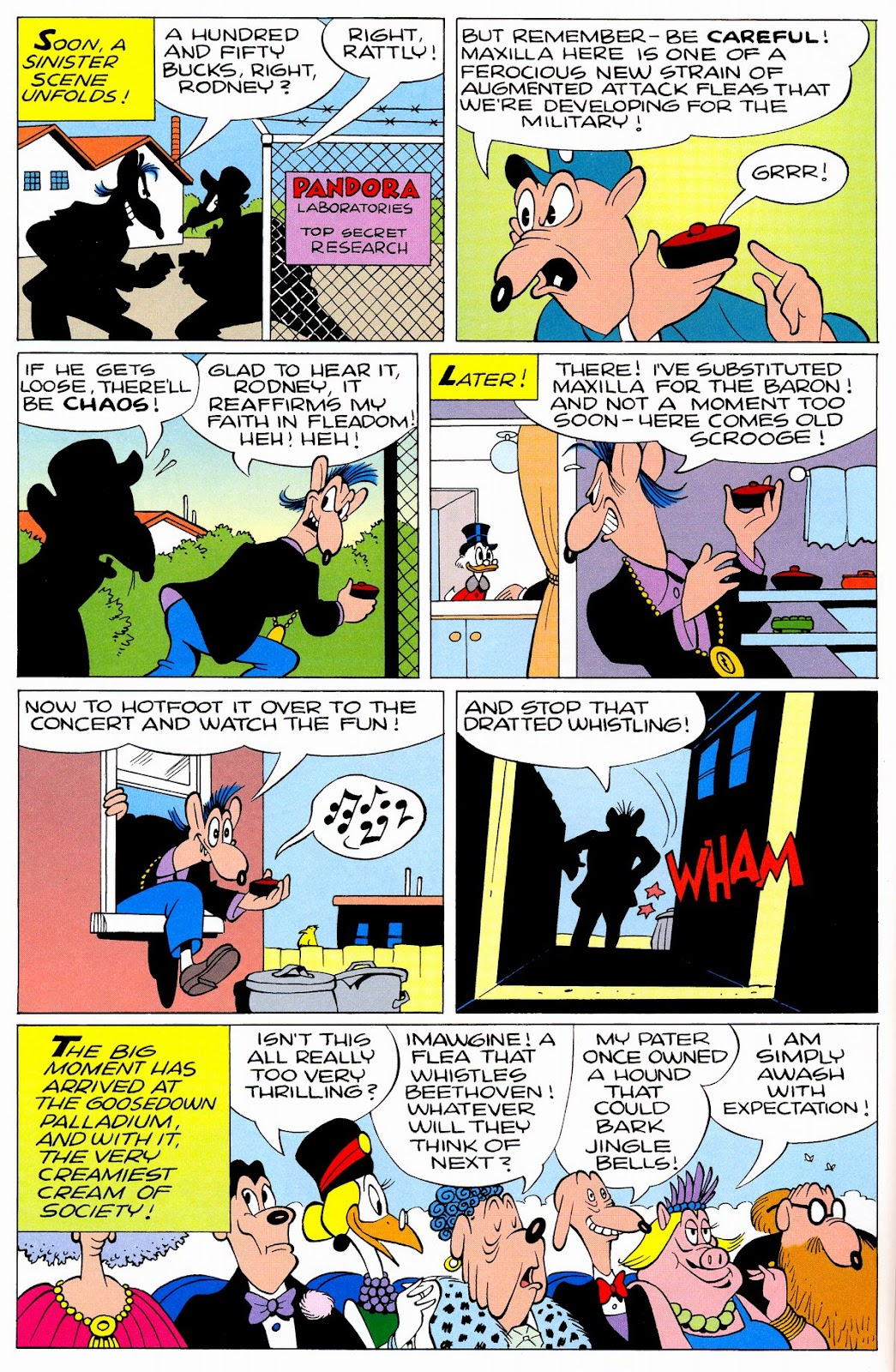 Uncle Scrooge (1953) Issue #326 #326 - English 42