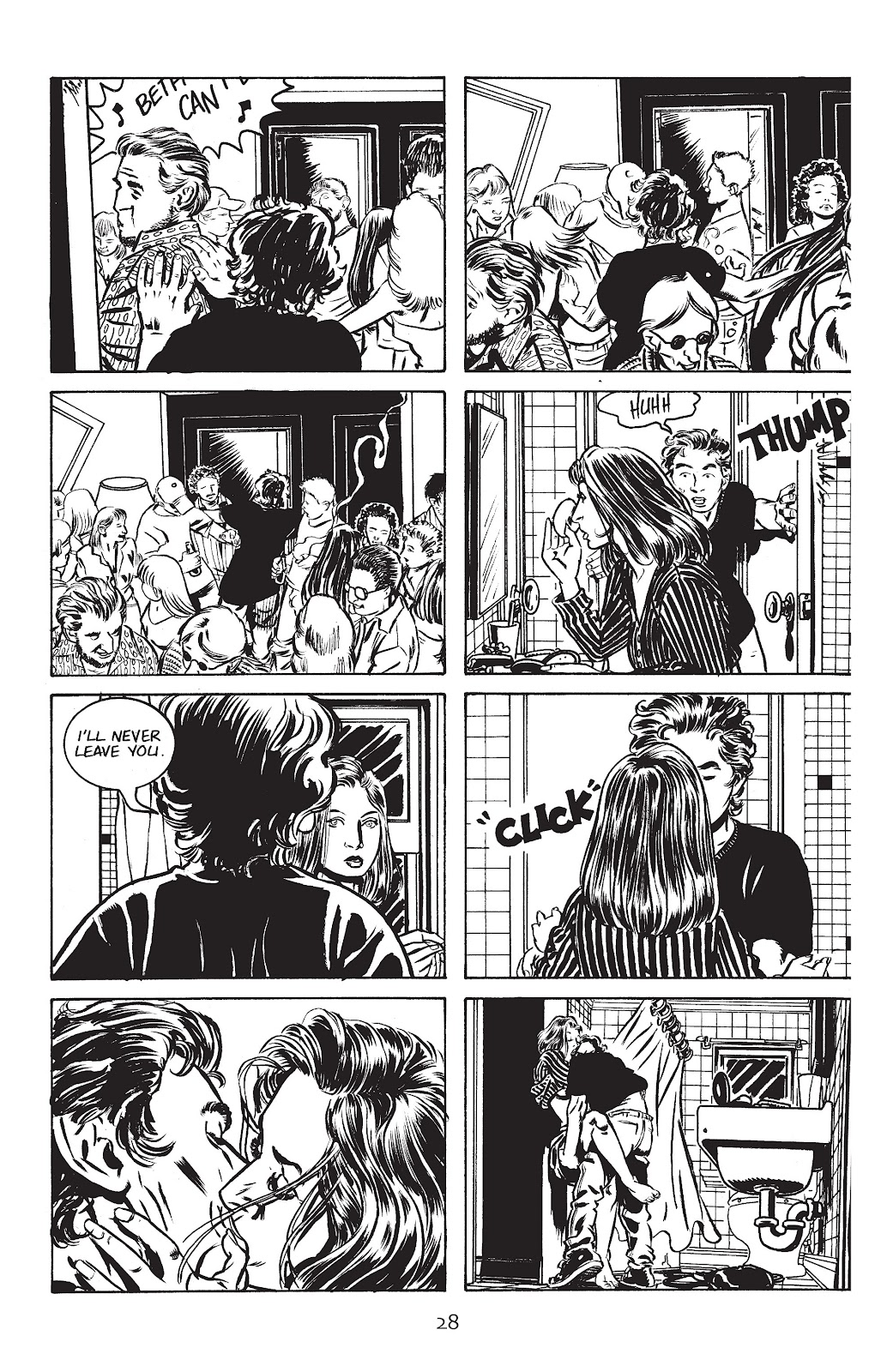 Stray Bullets Issue #3 #3 - English 30