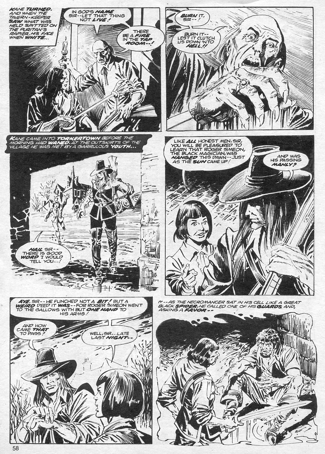 The Savage Sword Of Conan Issue #13 #14 - English 56