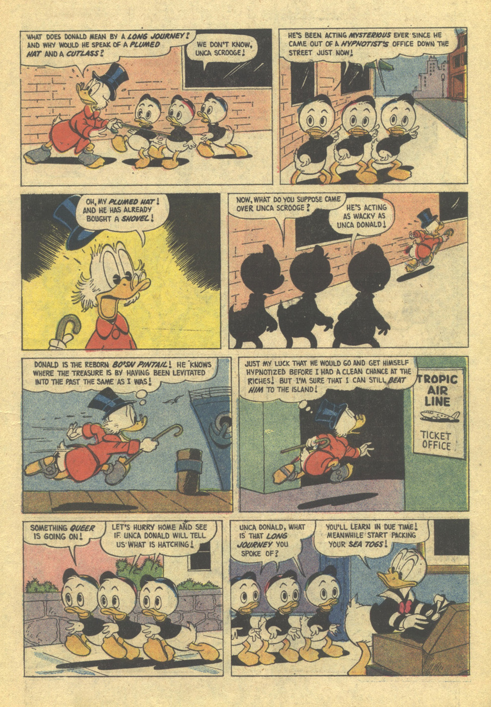Uncle Scrooge (1953) Issue #103 #103 - English 11
