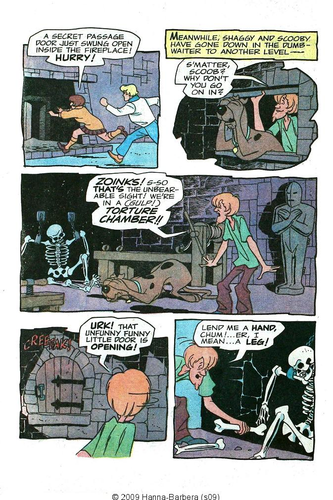 Read online Scooby-Doo... Where Are You! (1970) comic -  Issue #10 - 12