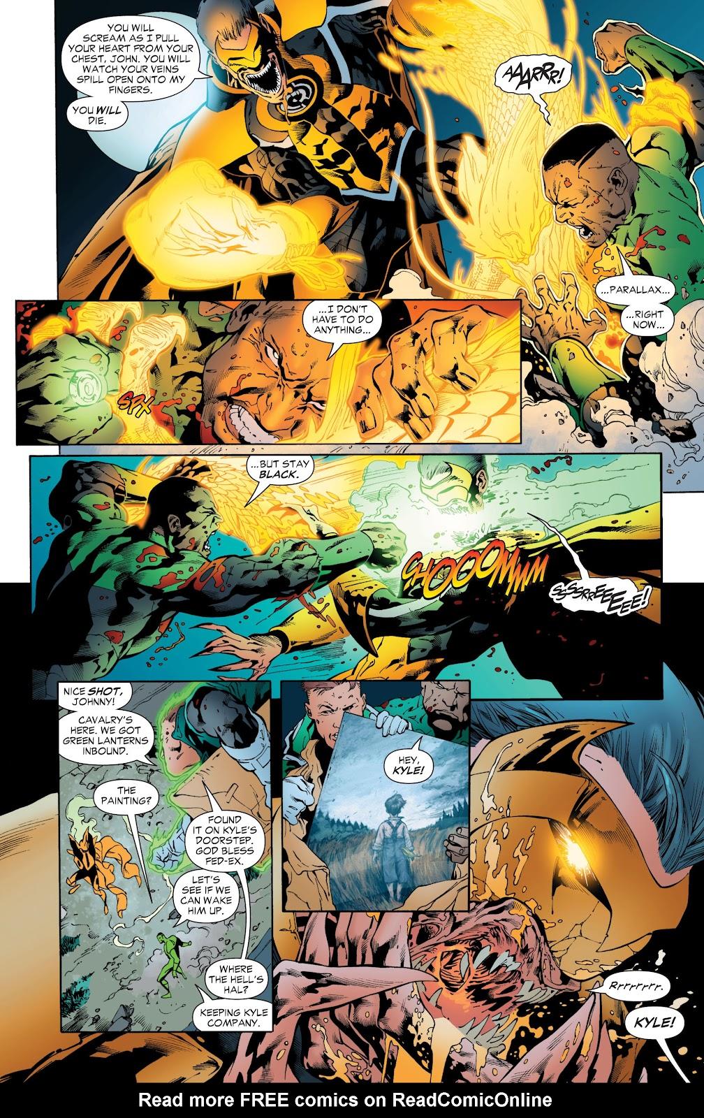 Green Lantern: The Sinestro Corps War Full #1 - English 194
