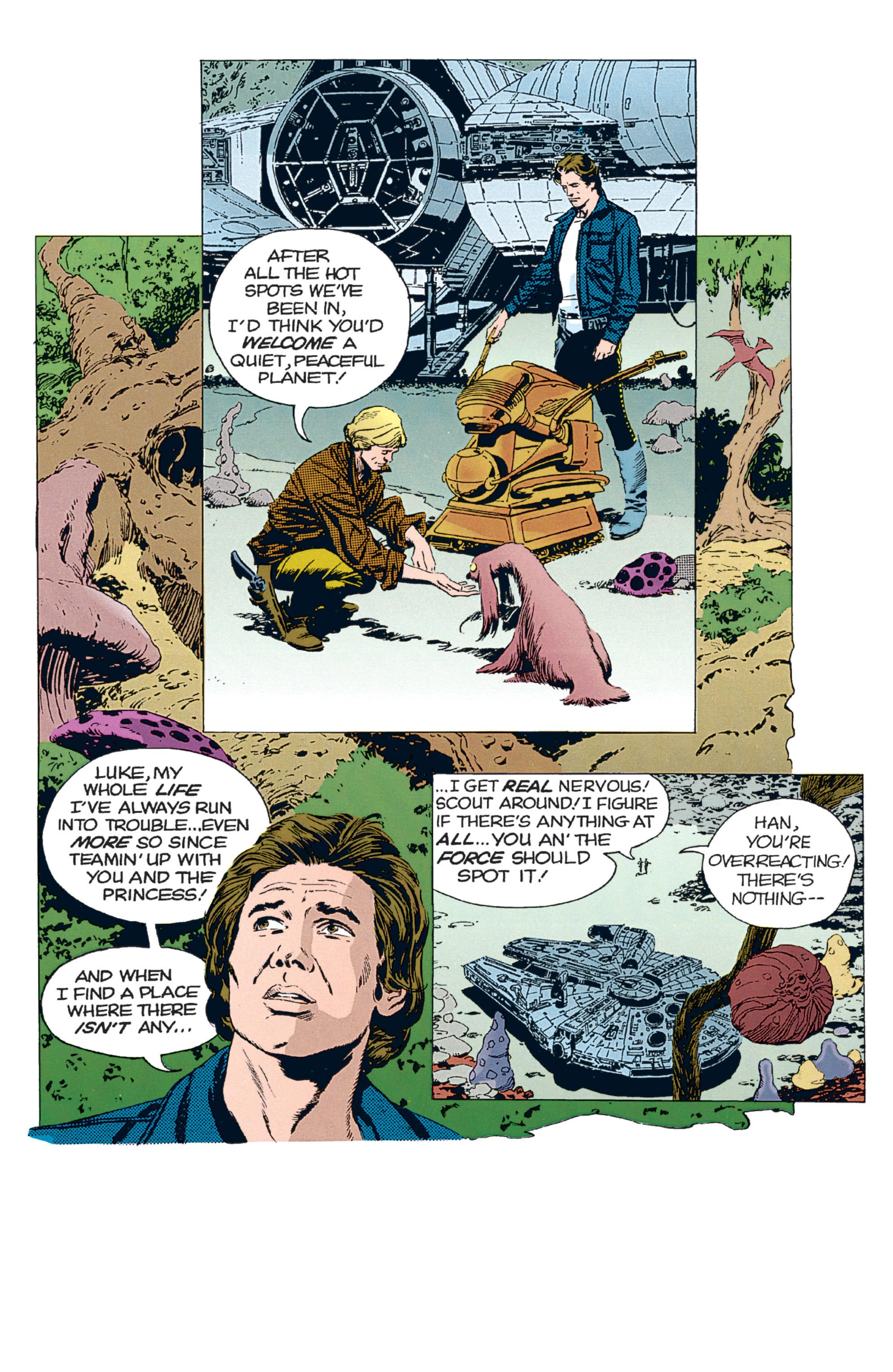 Classic Star Wars #17 #17 - English 16