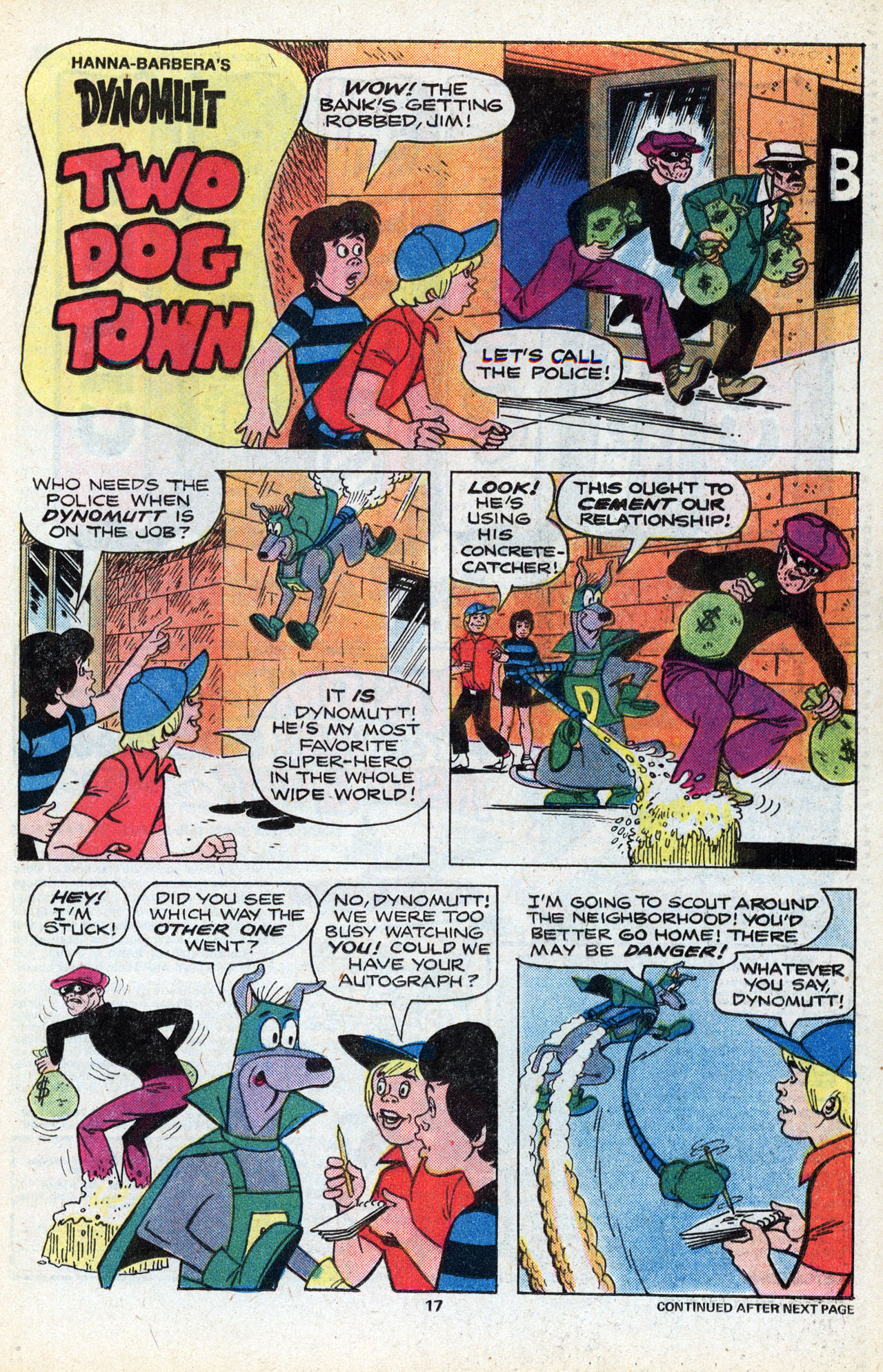 Read online Scooby-Doo (1977) comic -  Issue #5 - 19
