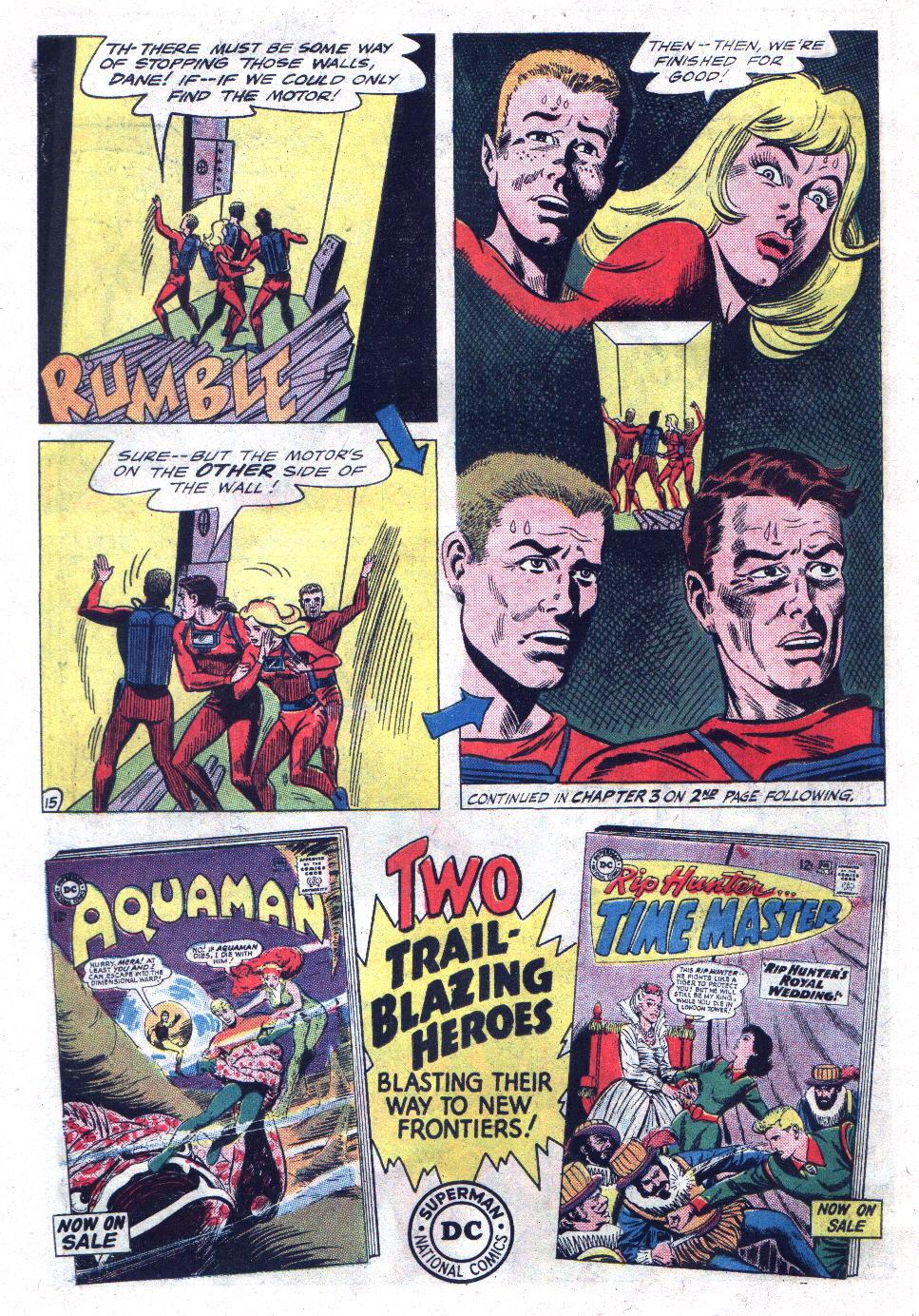Read online Sea Devils comic -  Issue #21 - 22