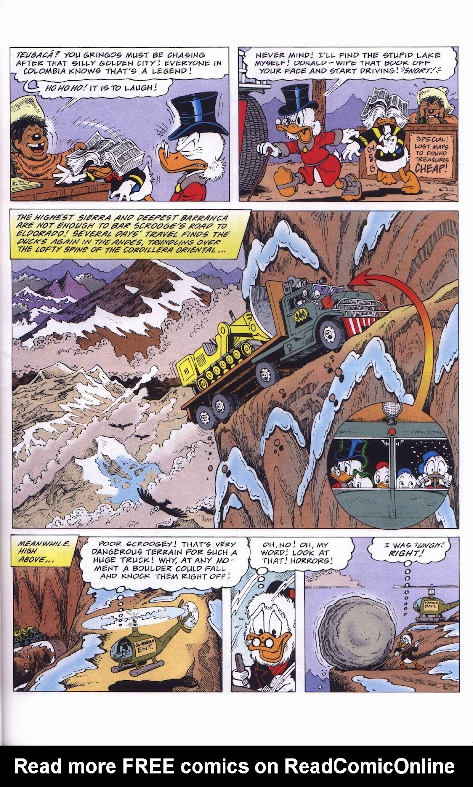 Uncle Scrooge (1953) Issue #311 #311 - English 19