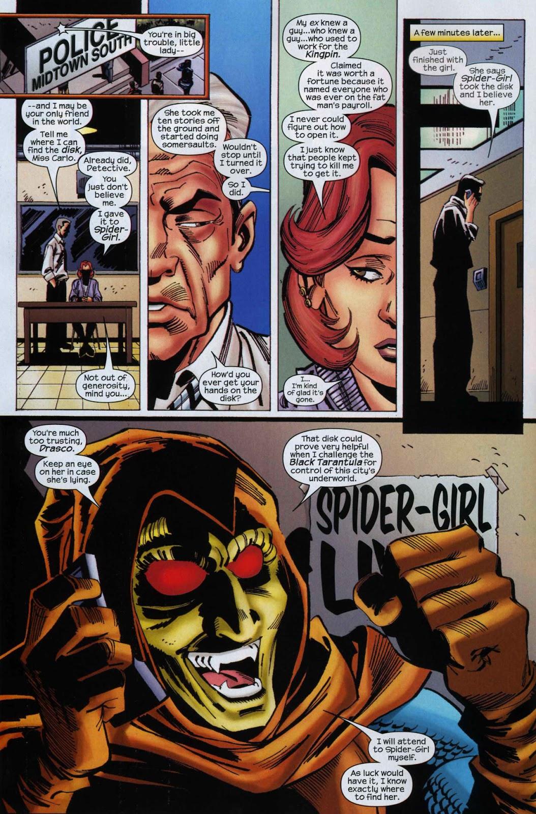 Amazing Spider-Girl Issue #6 #7 - English 6