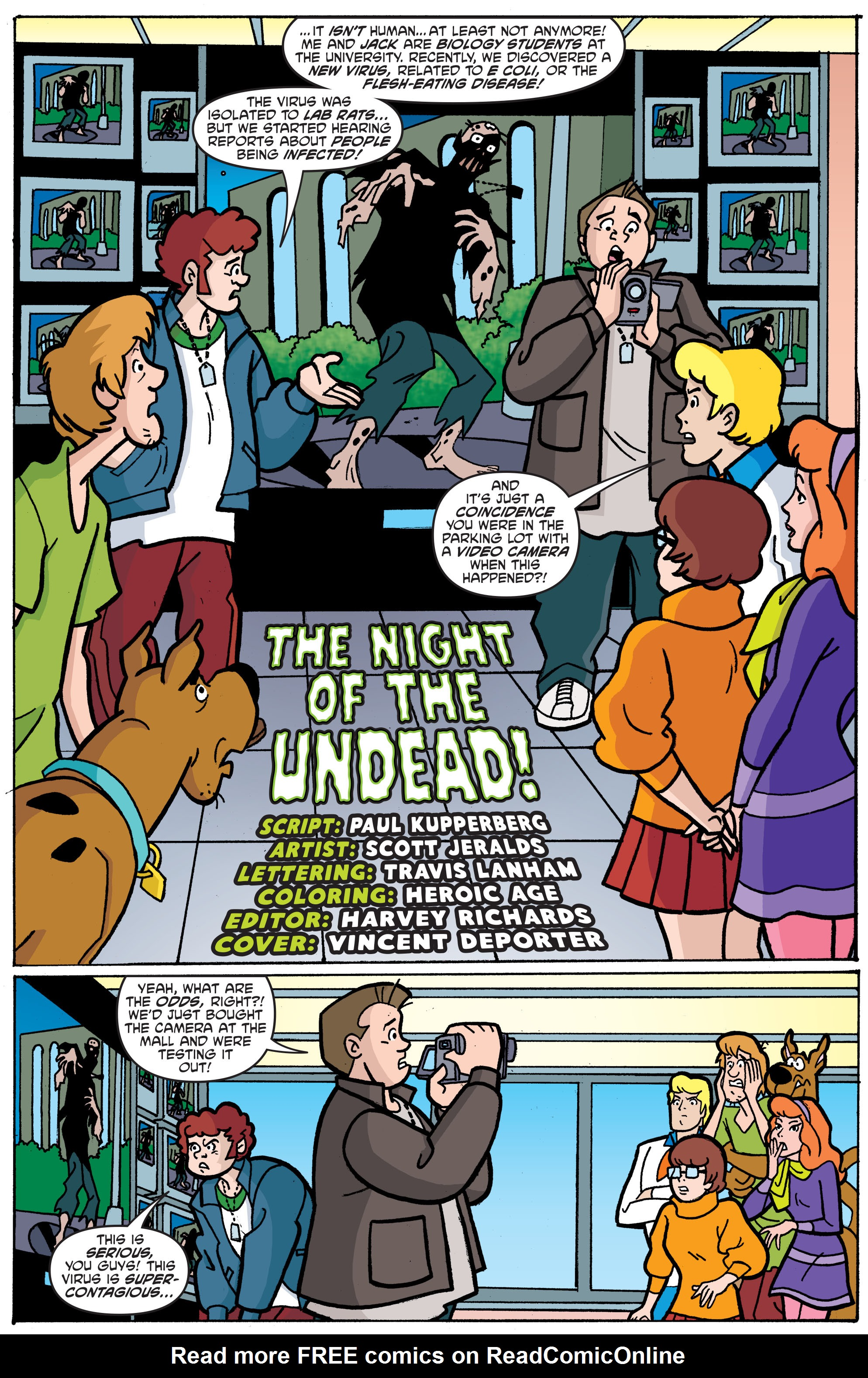 Read online Scooby-Doo: Where Are You? comic -  Issue #65 - 13