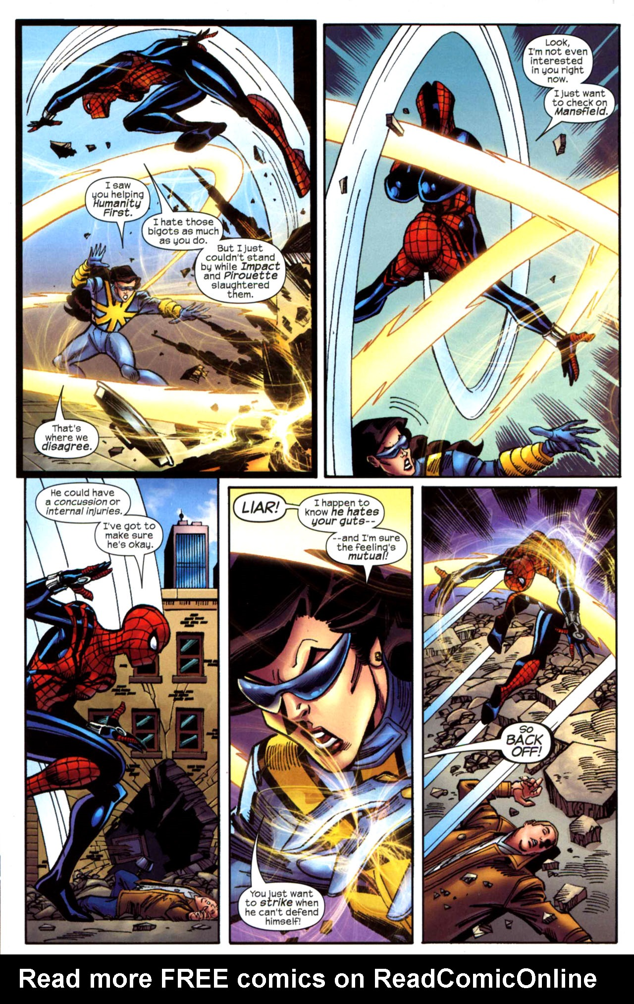 Amazing Spider-Girl #21 #10 - English 18