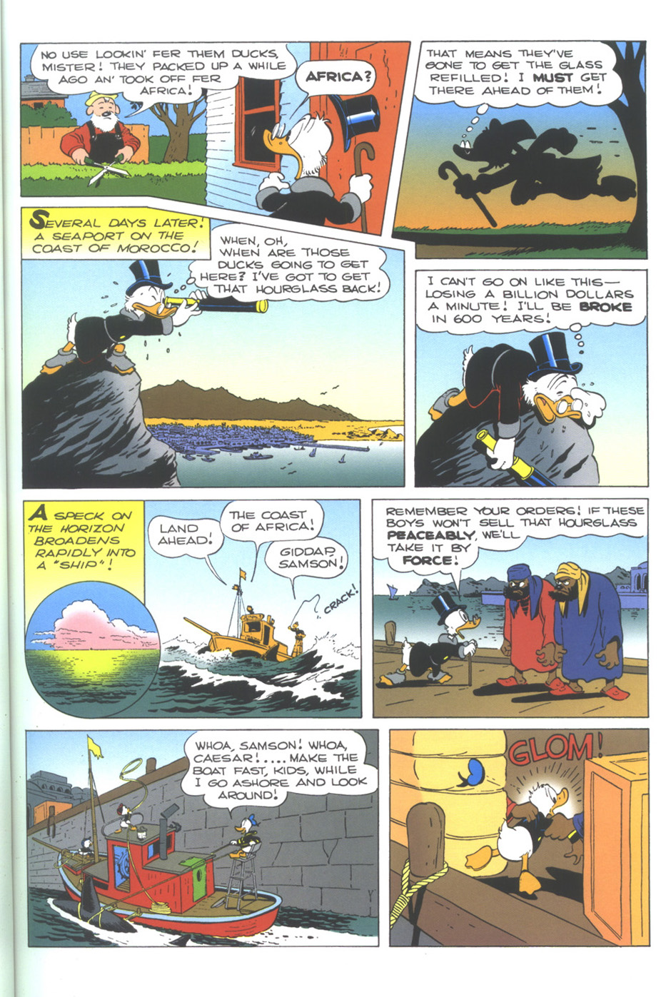 Uncle Scrooge (1953) Issue #341 #341 - English 15