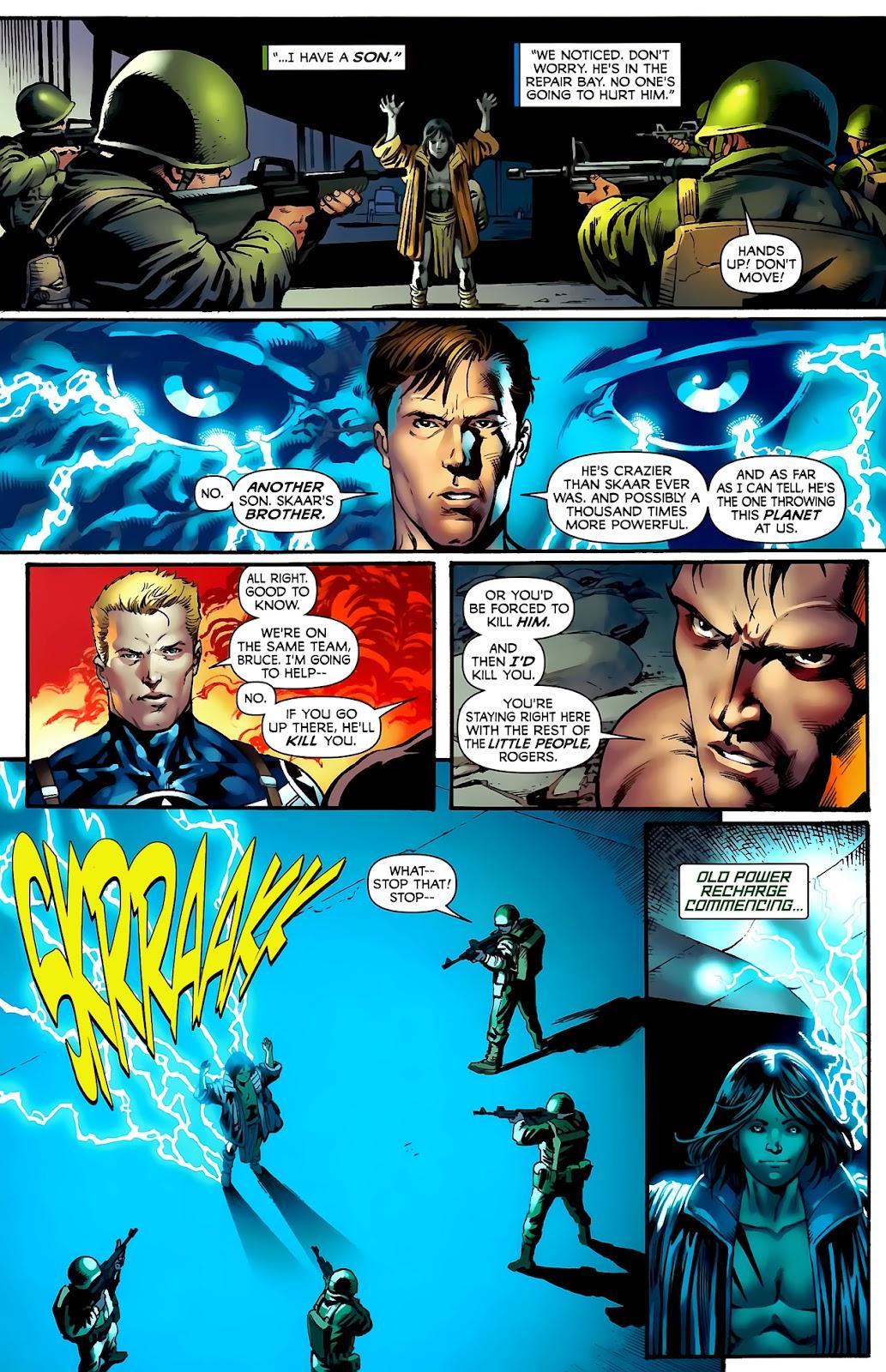 Incredible Hulks (2010) Issue #614 #4 - English 18