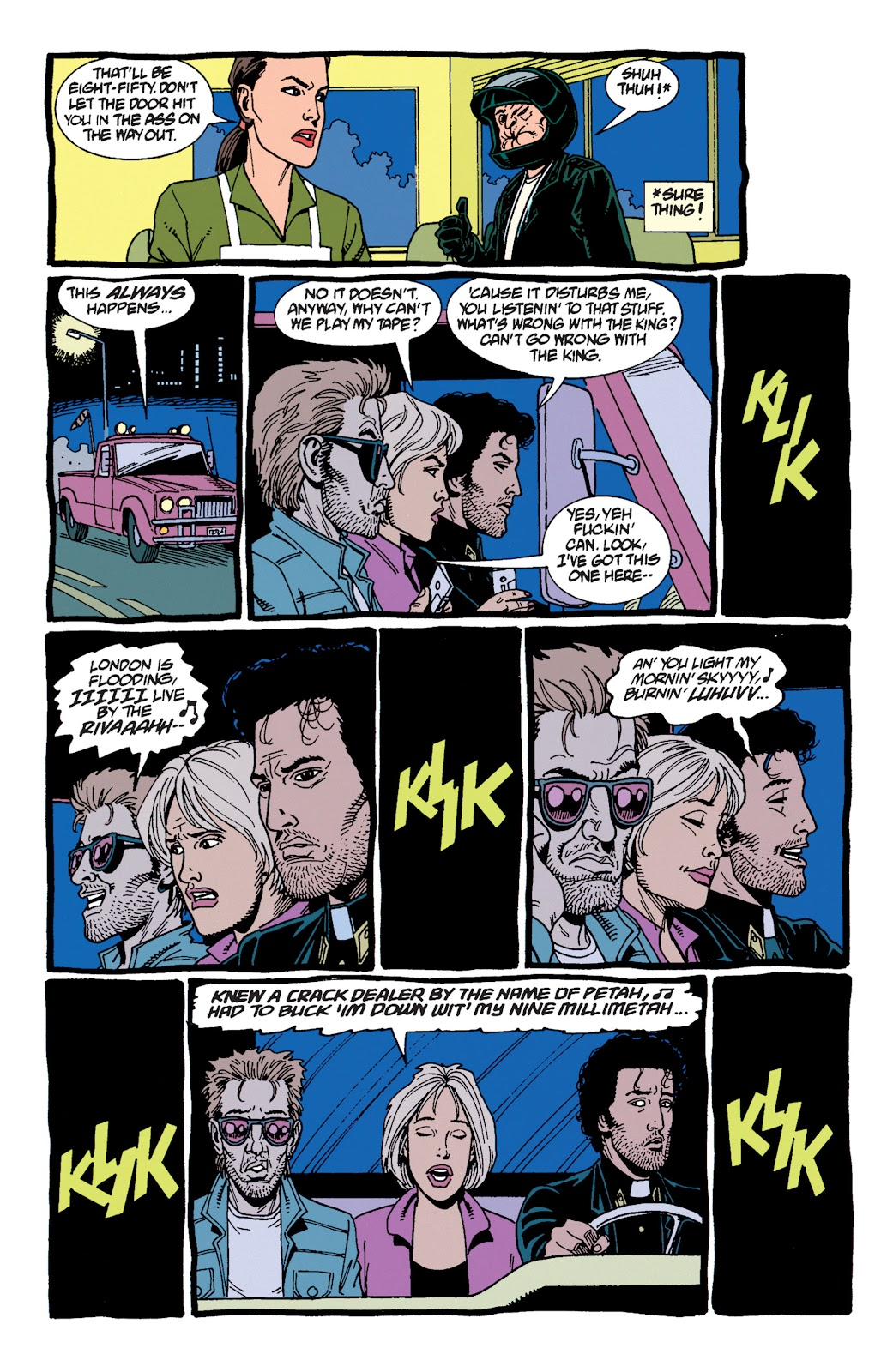 Preacher Issue #29 #38 - English 15